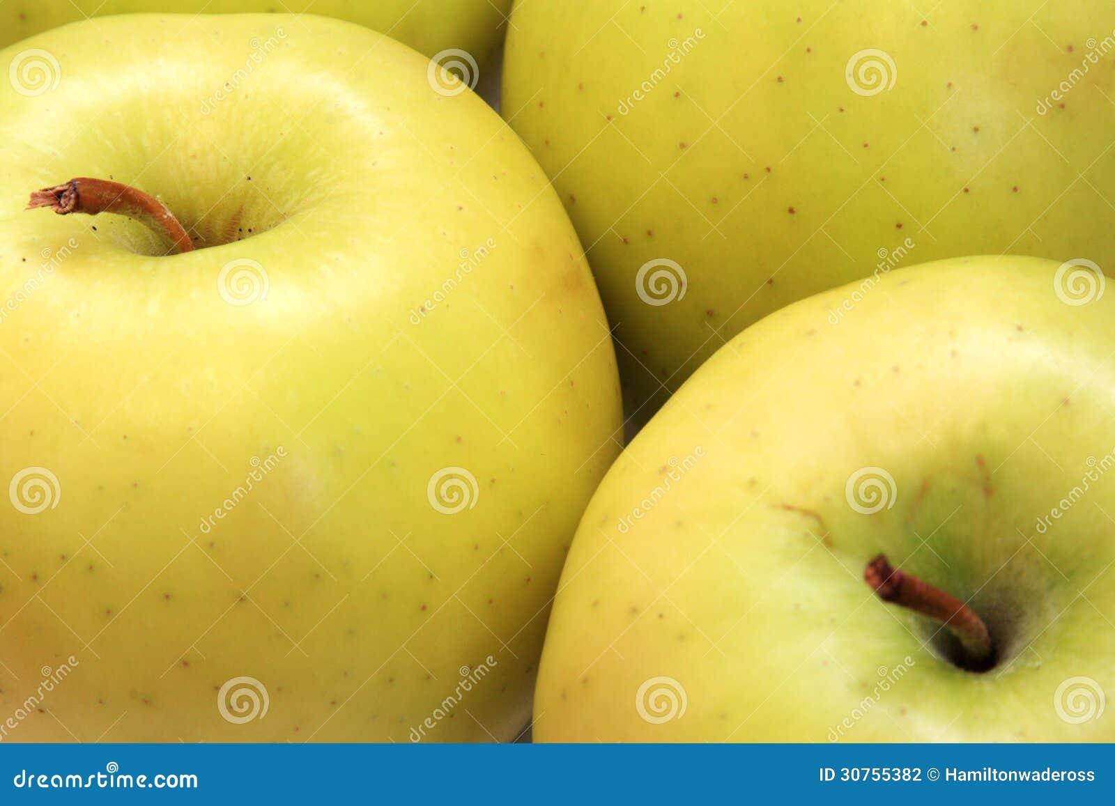 Zieleni jabłka