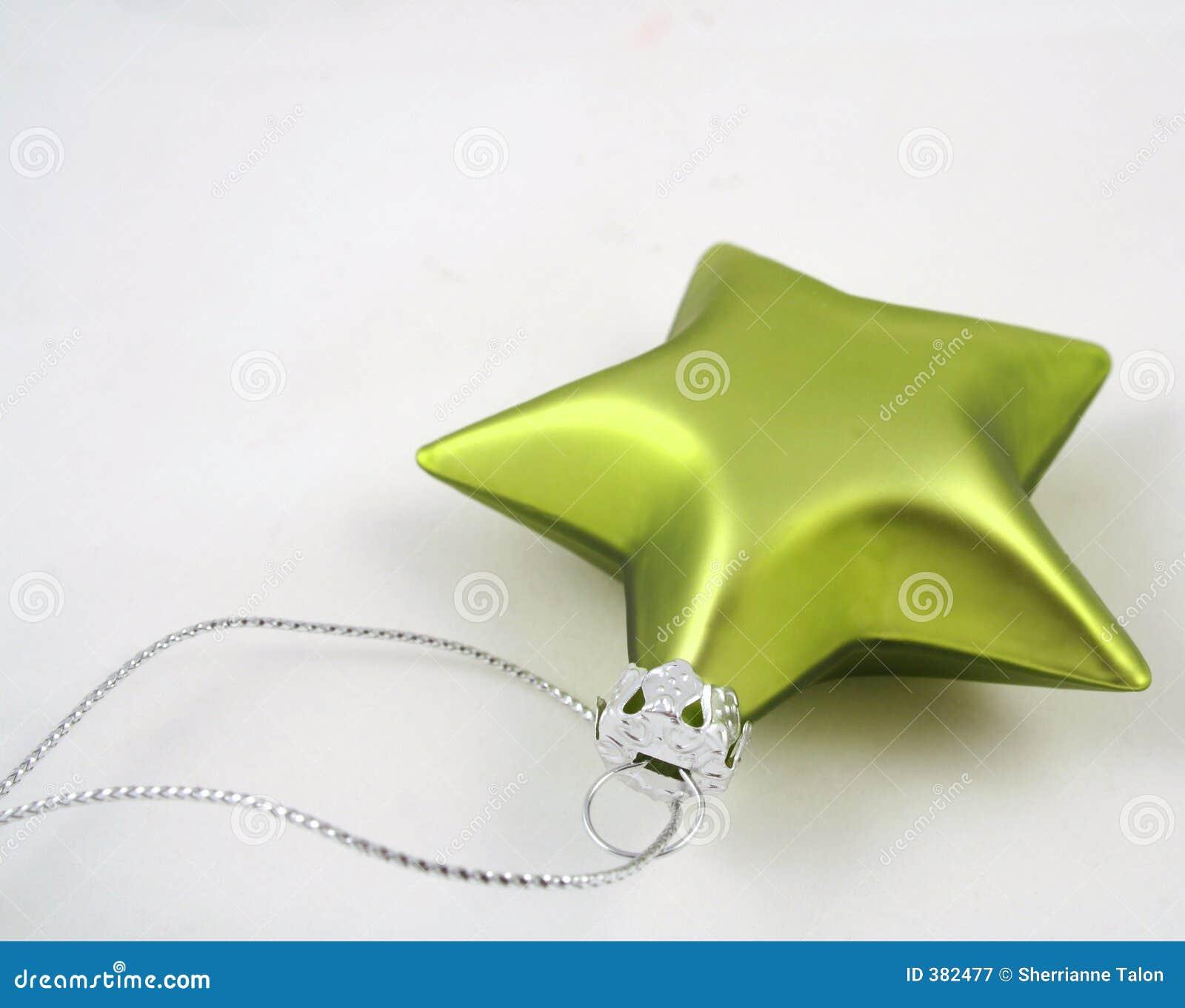 Zielona gwiazda