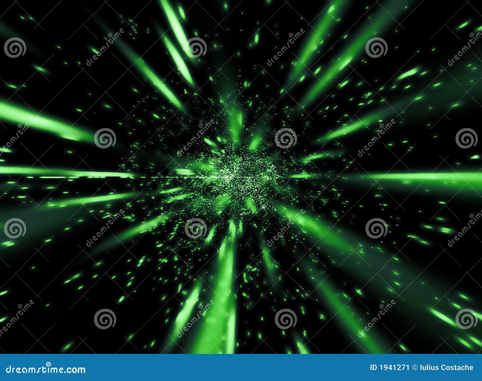 Zielona prędkość.