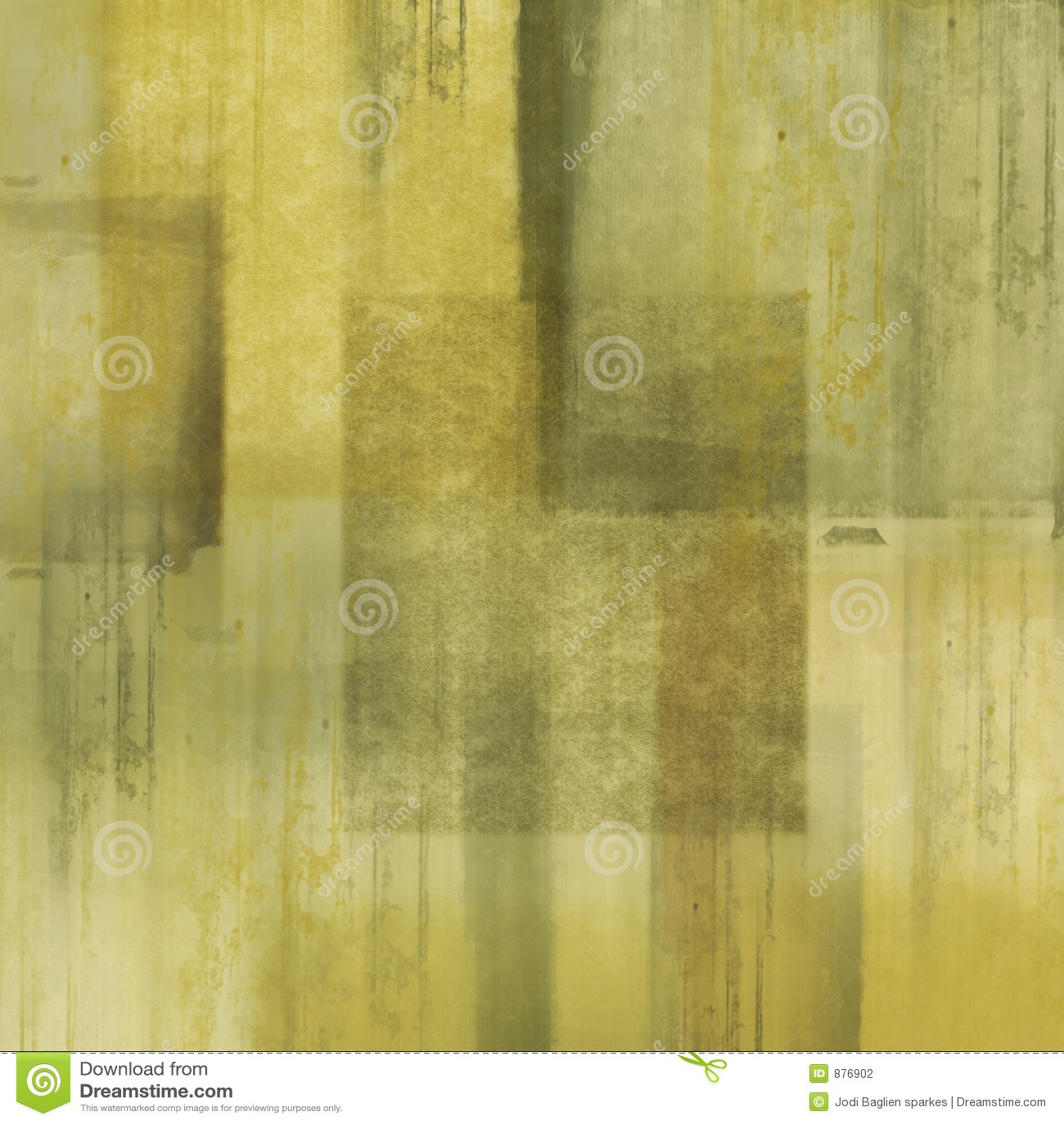 Zielona streszczenie miękkie