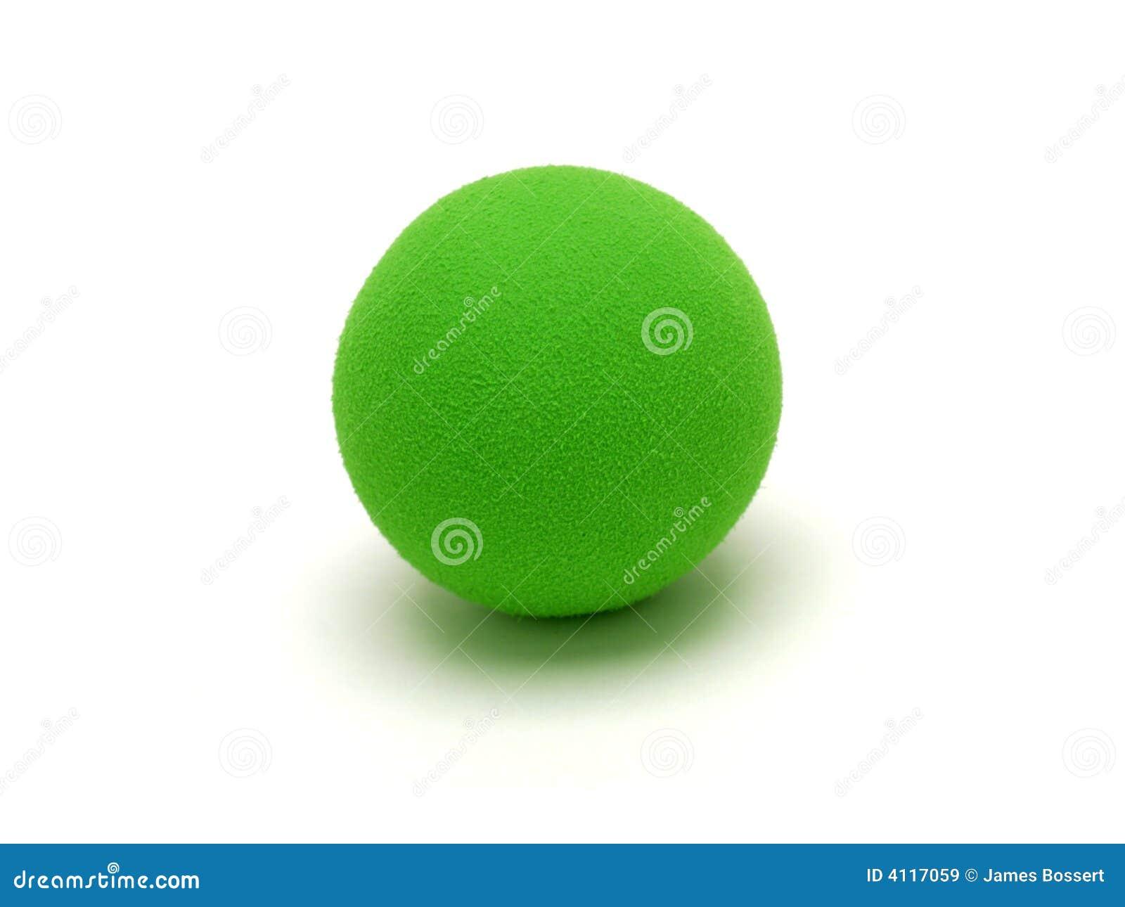 Zielone kulki