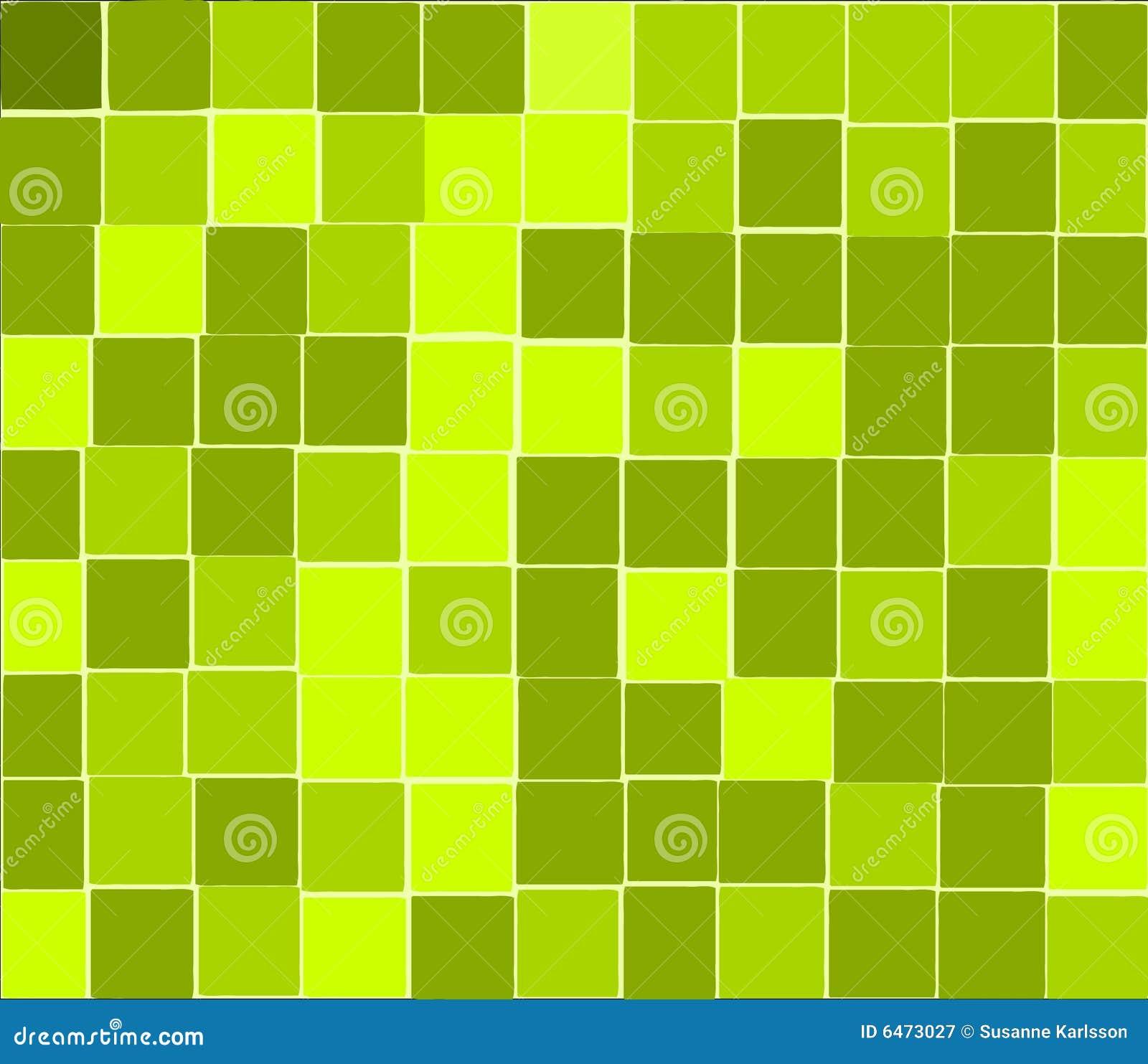 Zielone tła płytki