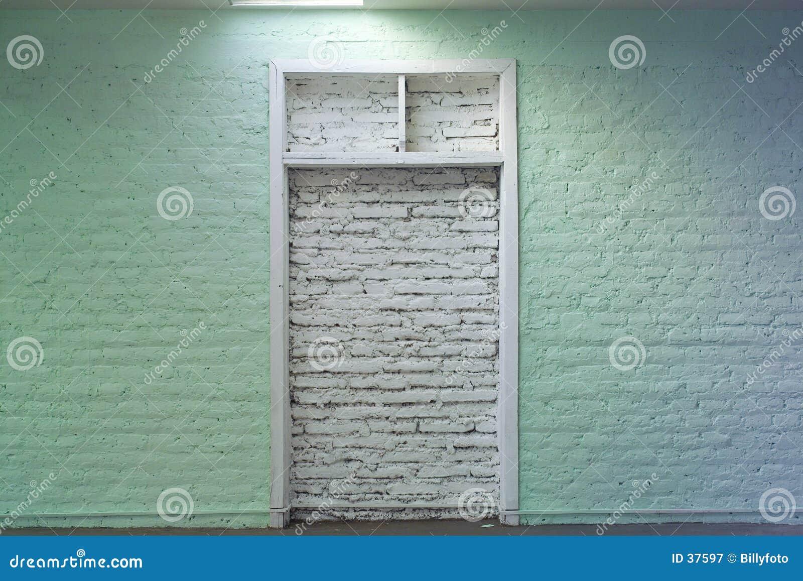 Zielonej ściany