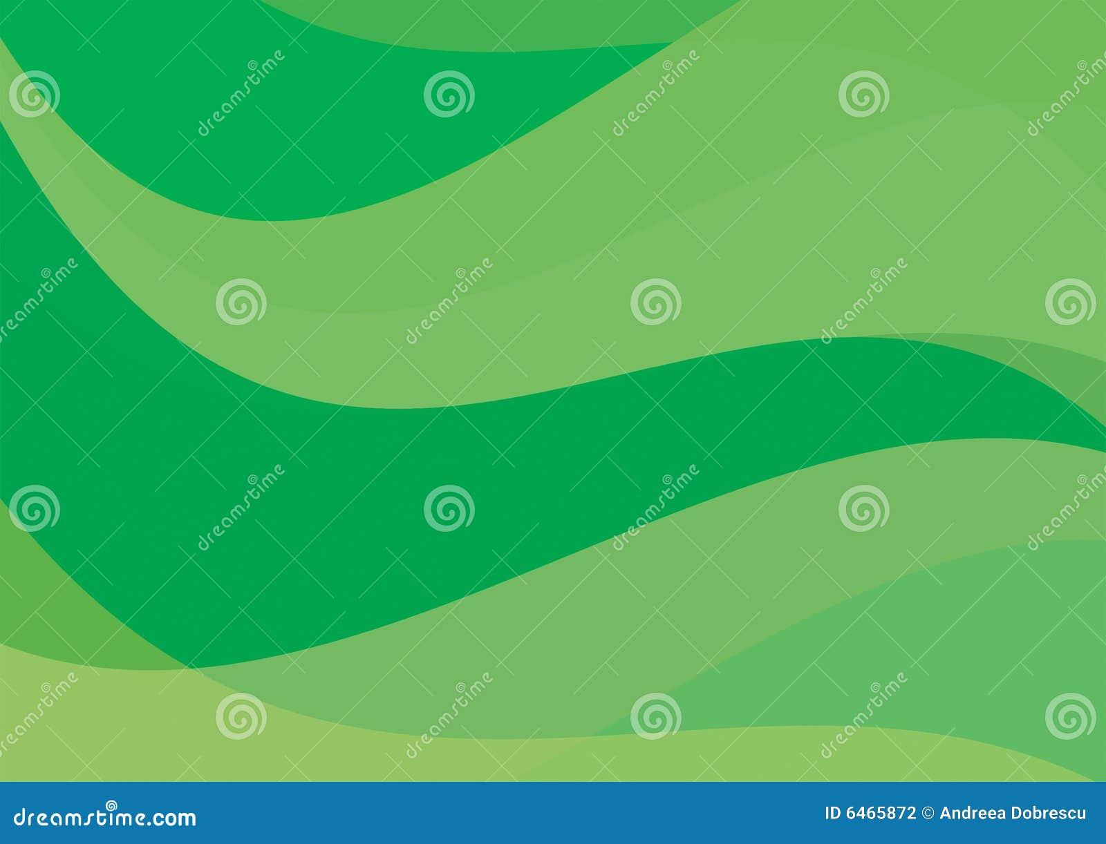 Zielony abstrakta tło