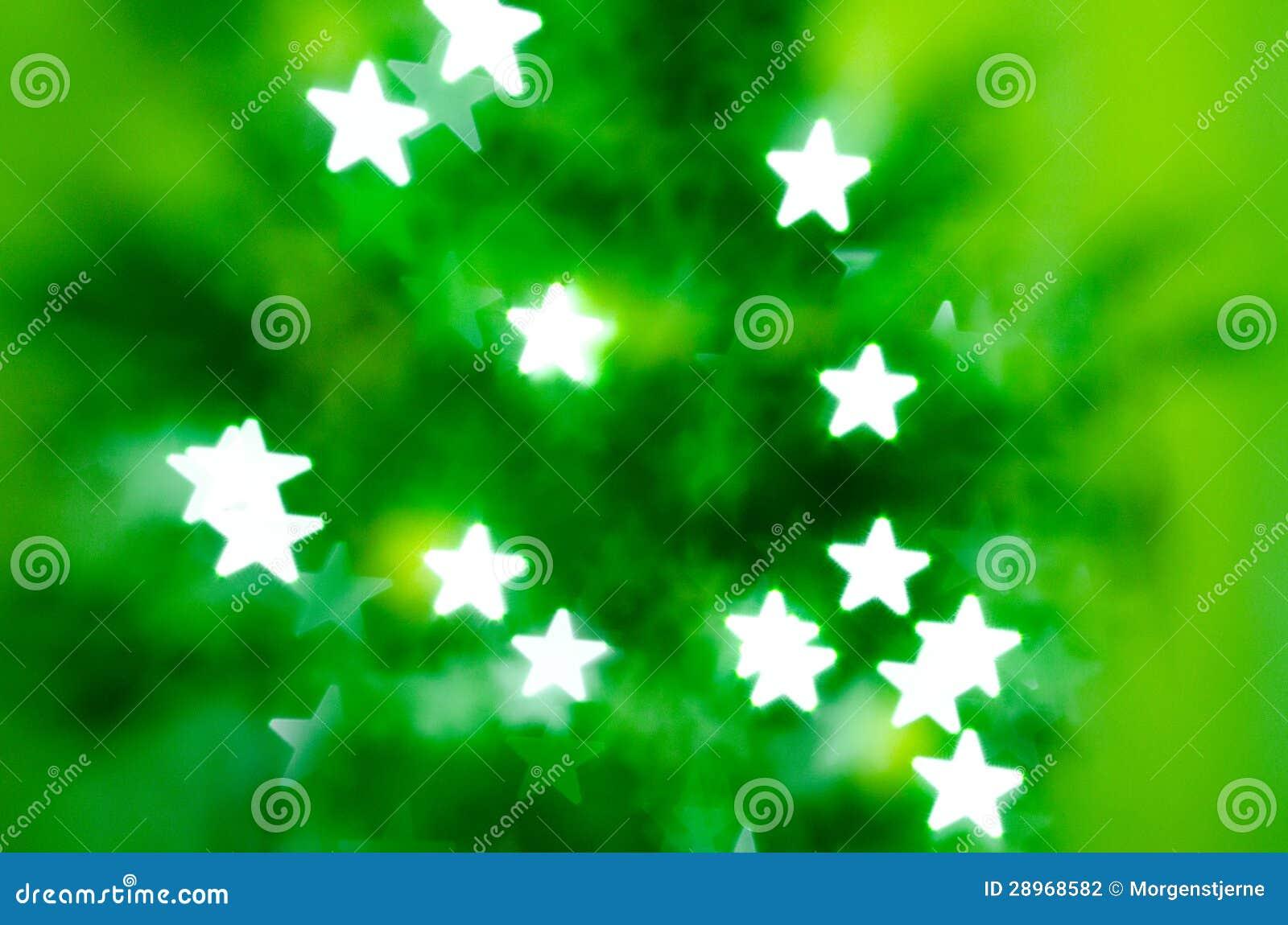 Zielony firtree