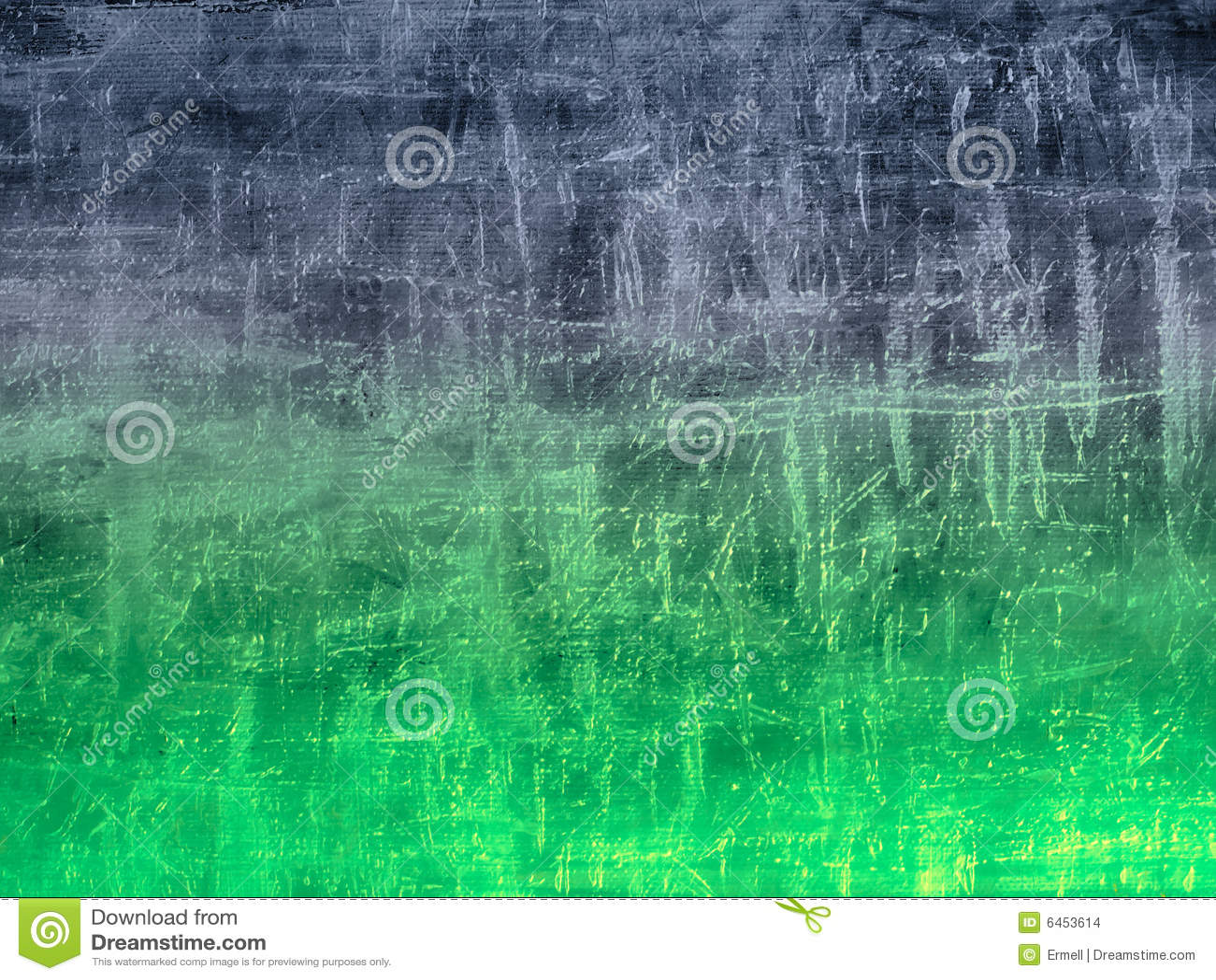 Zielony wzór blue