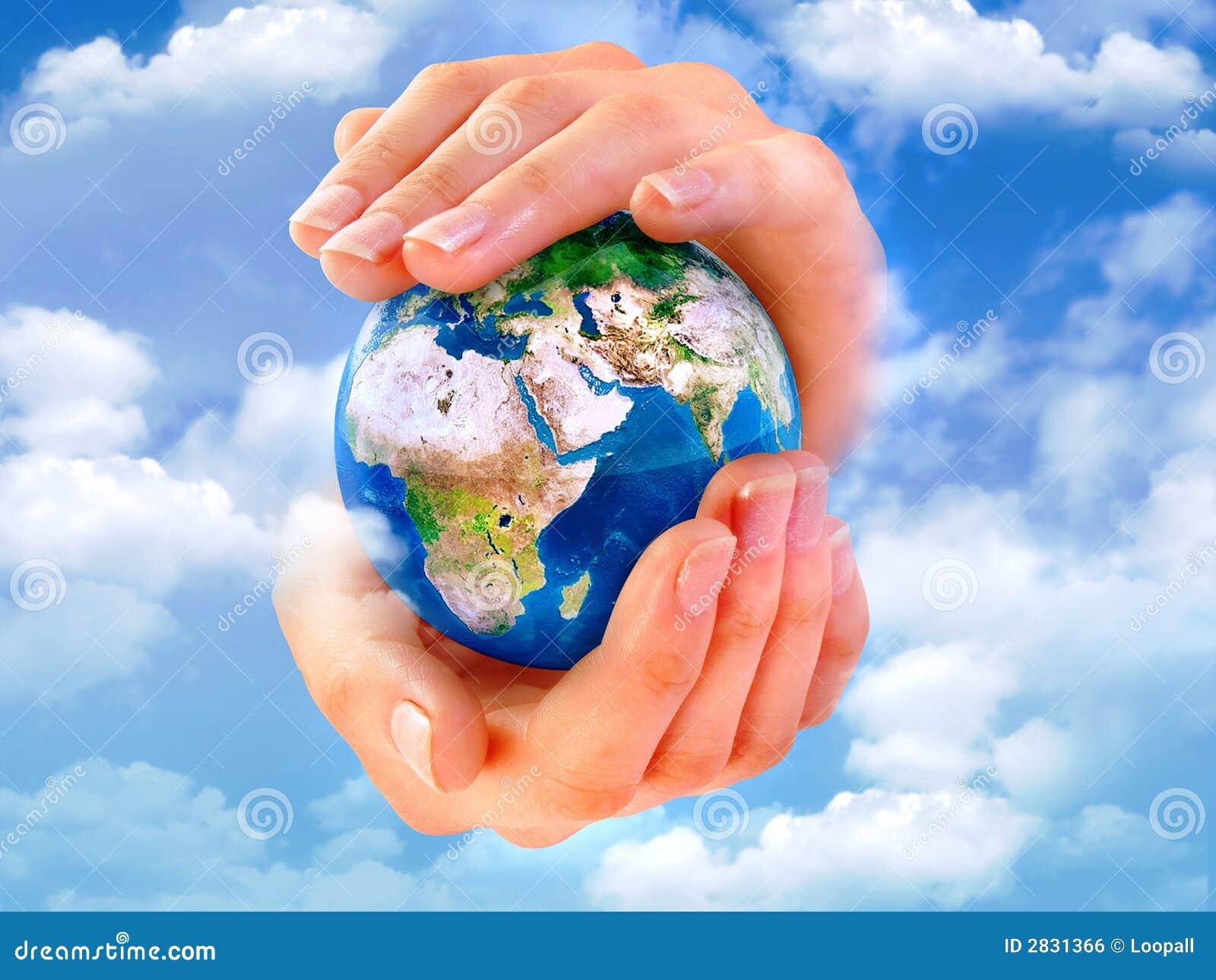 Ziemi ręce