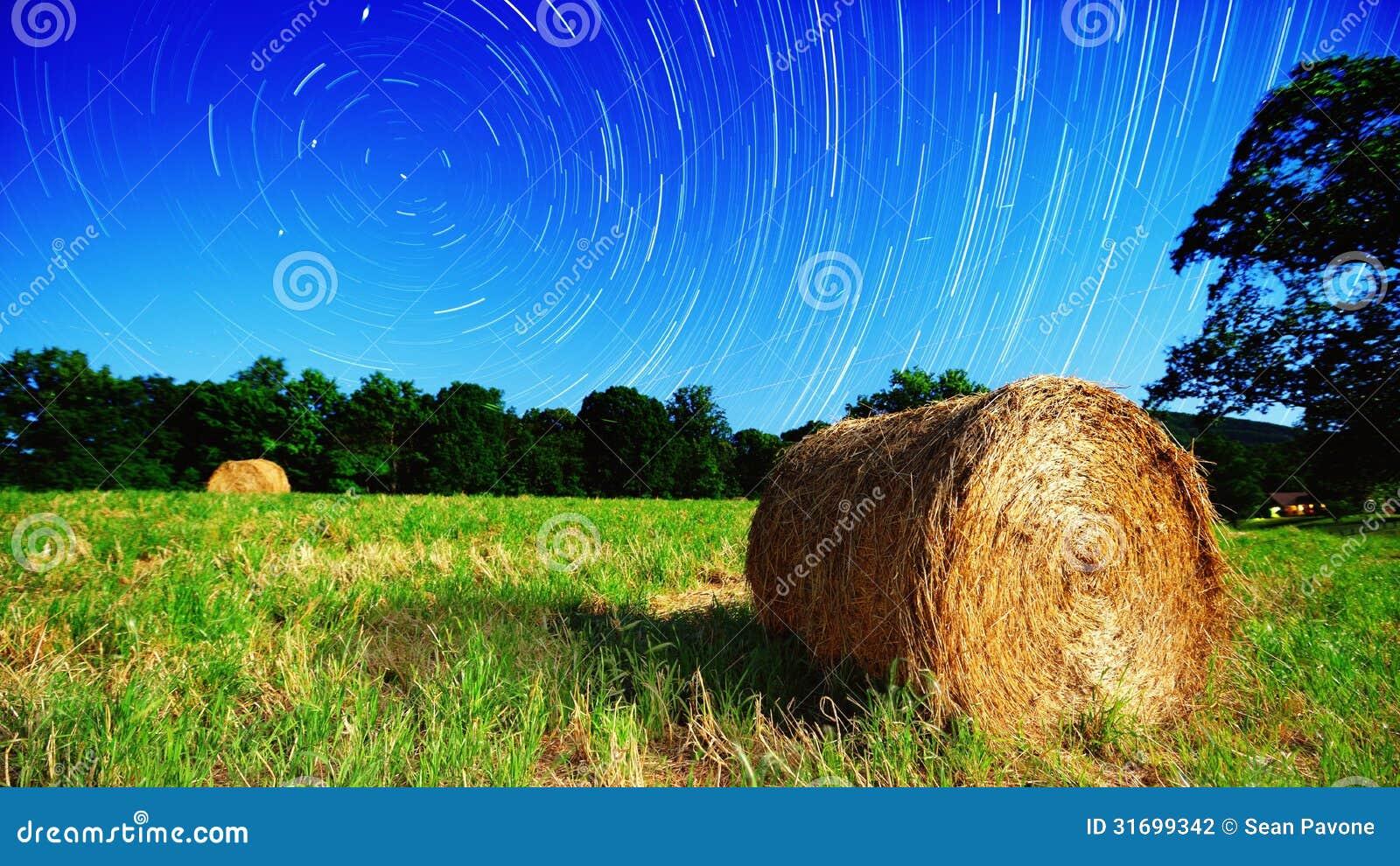 Ziemia uprawna i gwiazdy
