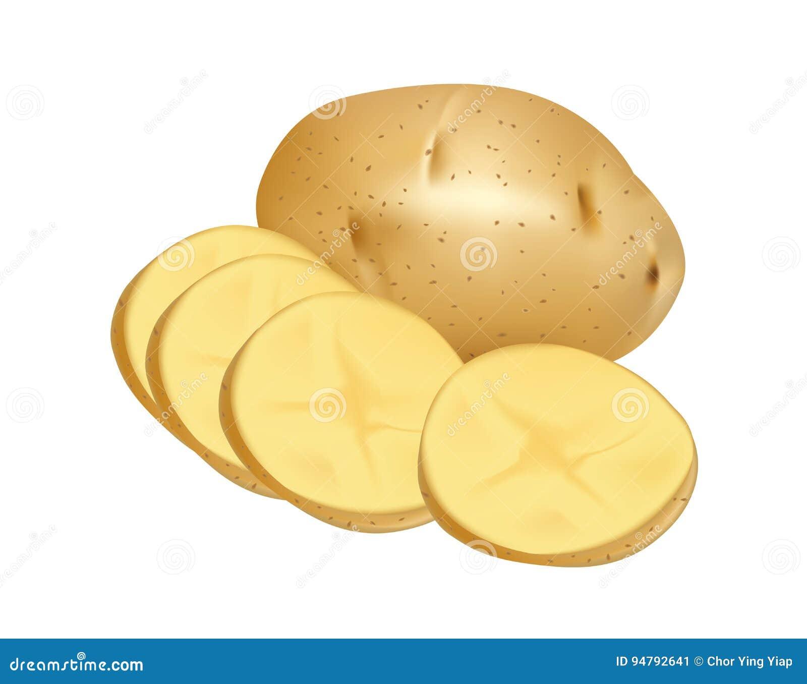 Ziemniaki białe