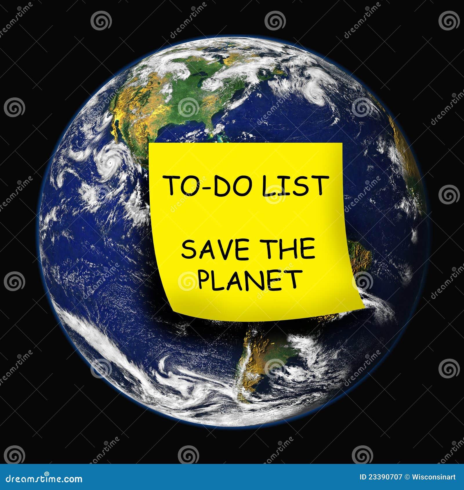 Ziemskiego środowiska ekologa idzie zieleń
