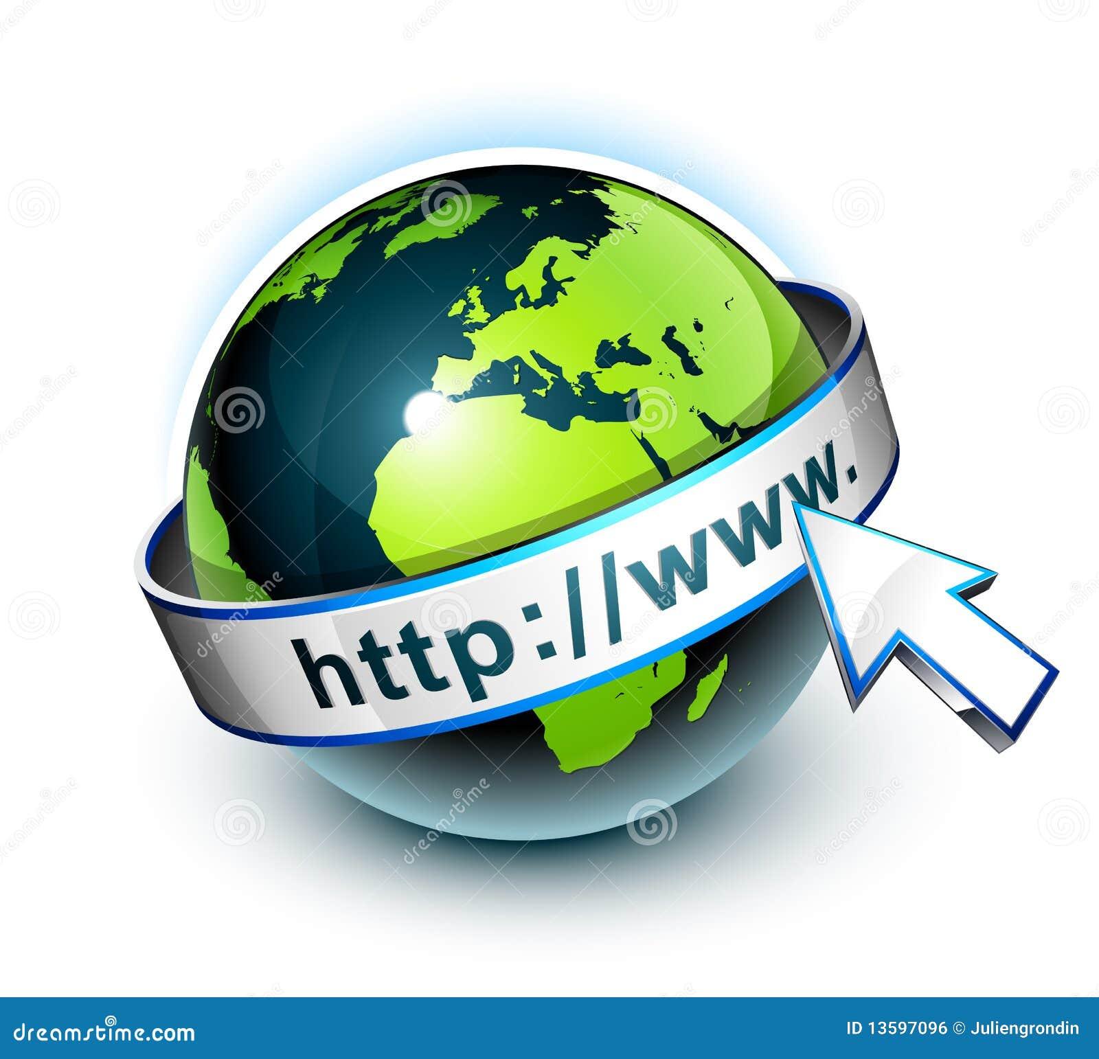 Ziemskiej sieci szeroki świat