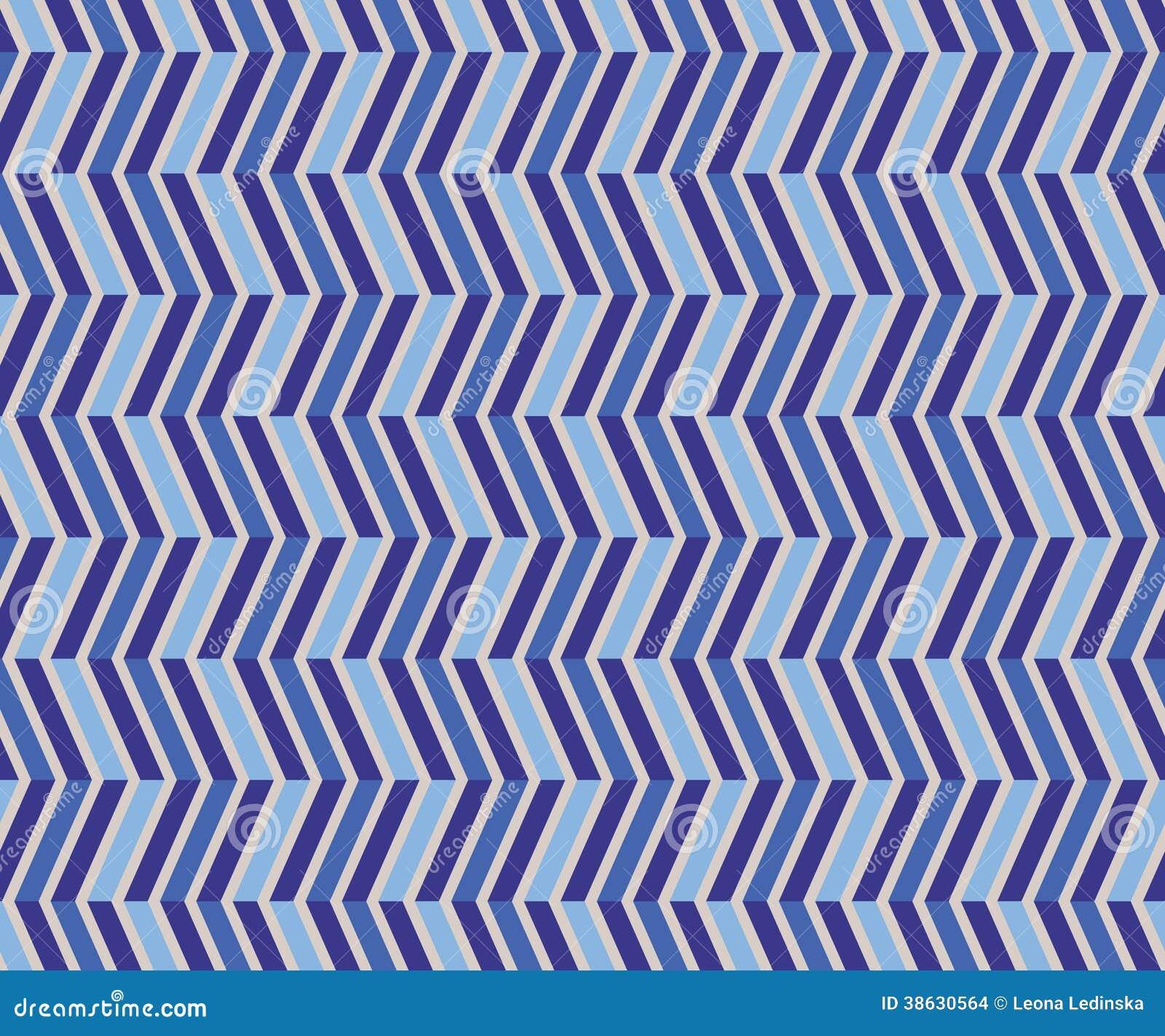 zig zag blue seamless pattern stock images image 38630564. Black Bedroom Furniture Sets. Home Design Ideas