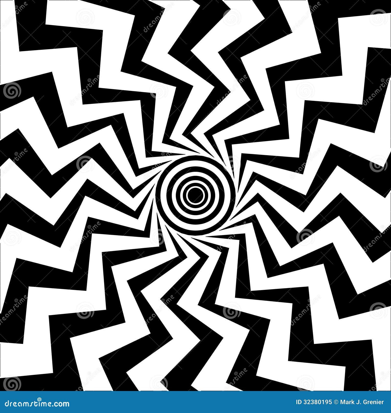 zigzag bull 39 s eye royalty free stock photo image 32380195. Black Bedroom Furniture Sets. Home Design Ideas