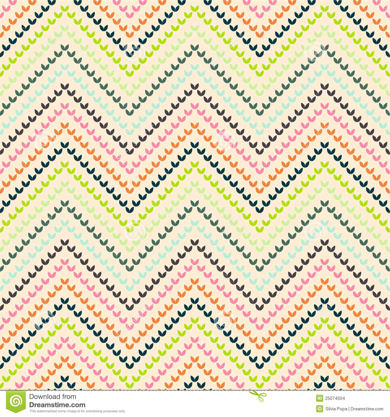 Seamless chevron pattern on linen texture stock photos image - Zigzag Pattern In Warm Color Stock Images Image 25074504