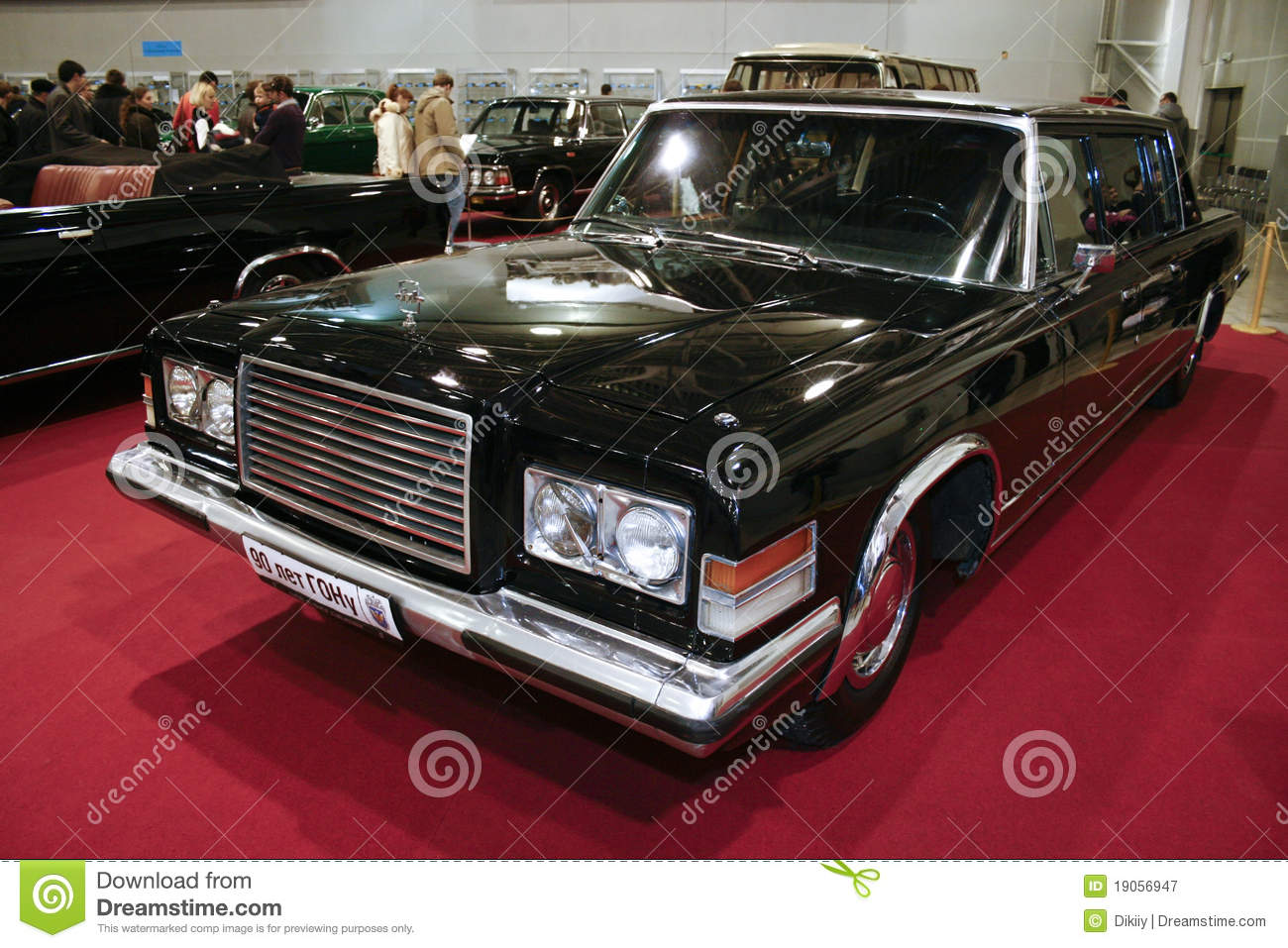 Pictures Zil Car Classic