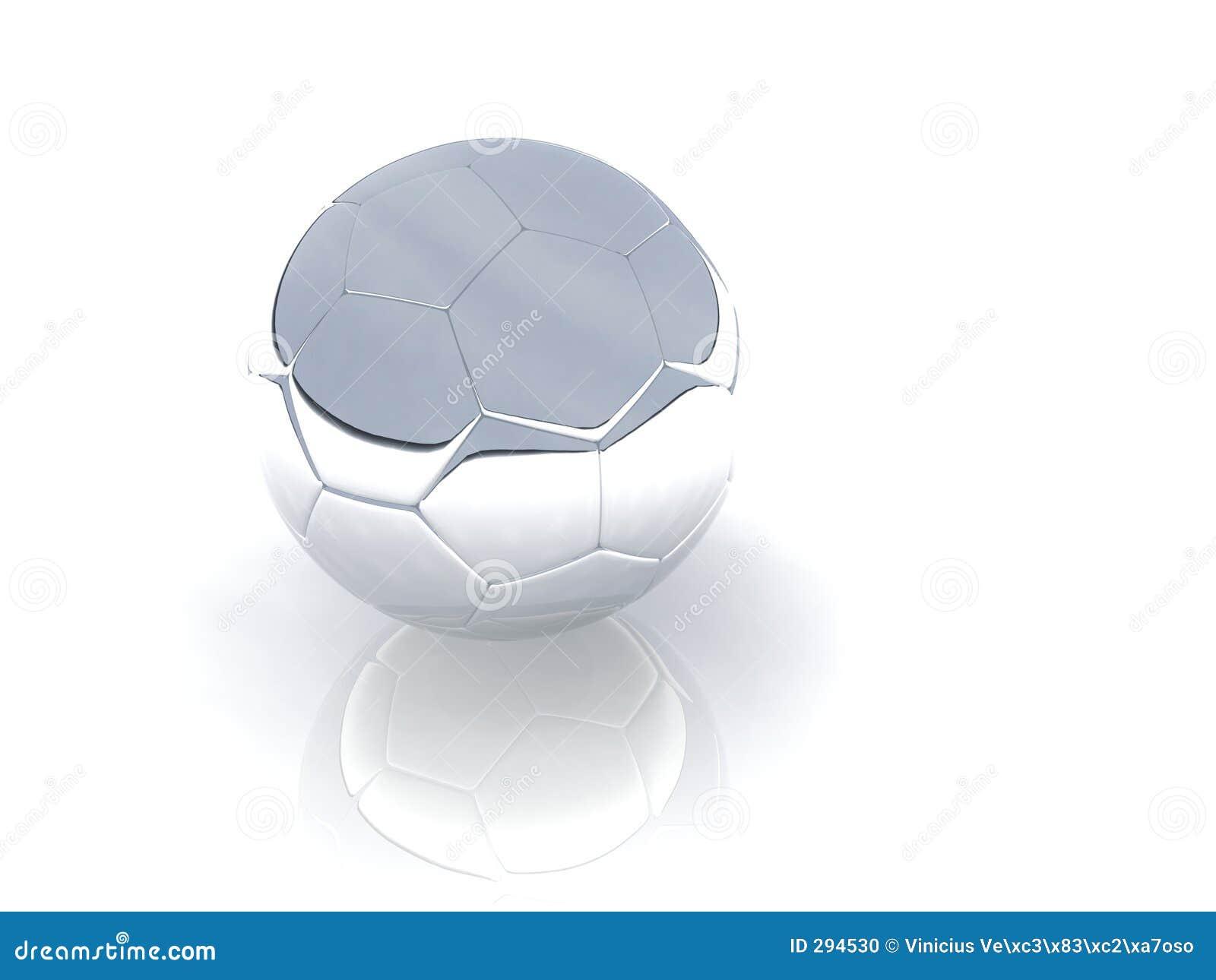 Zilveren bal