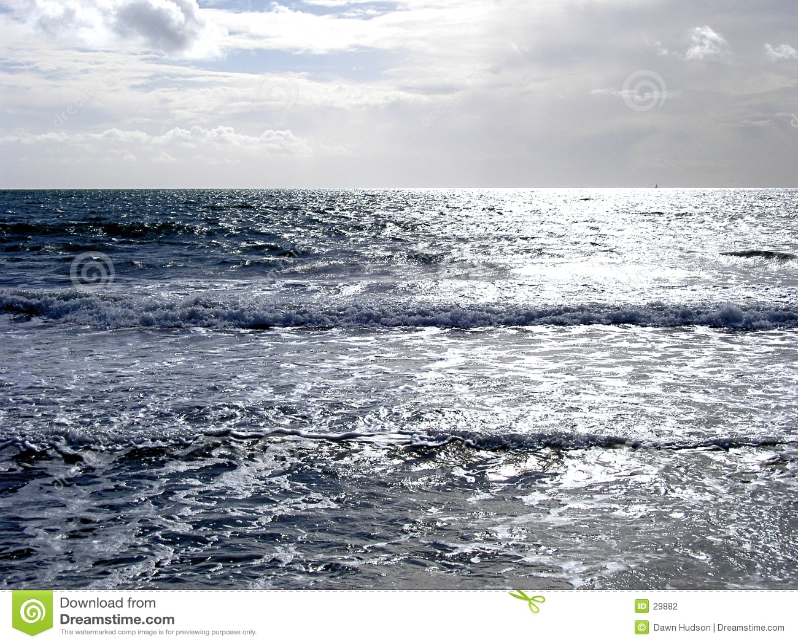 Zilveren Overzees