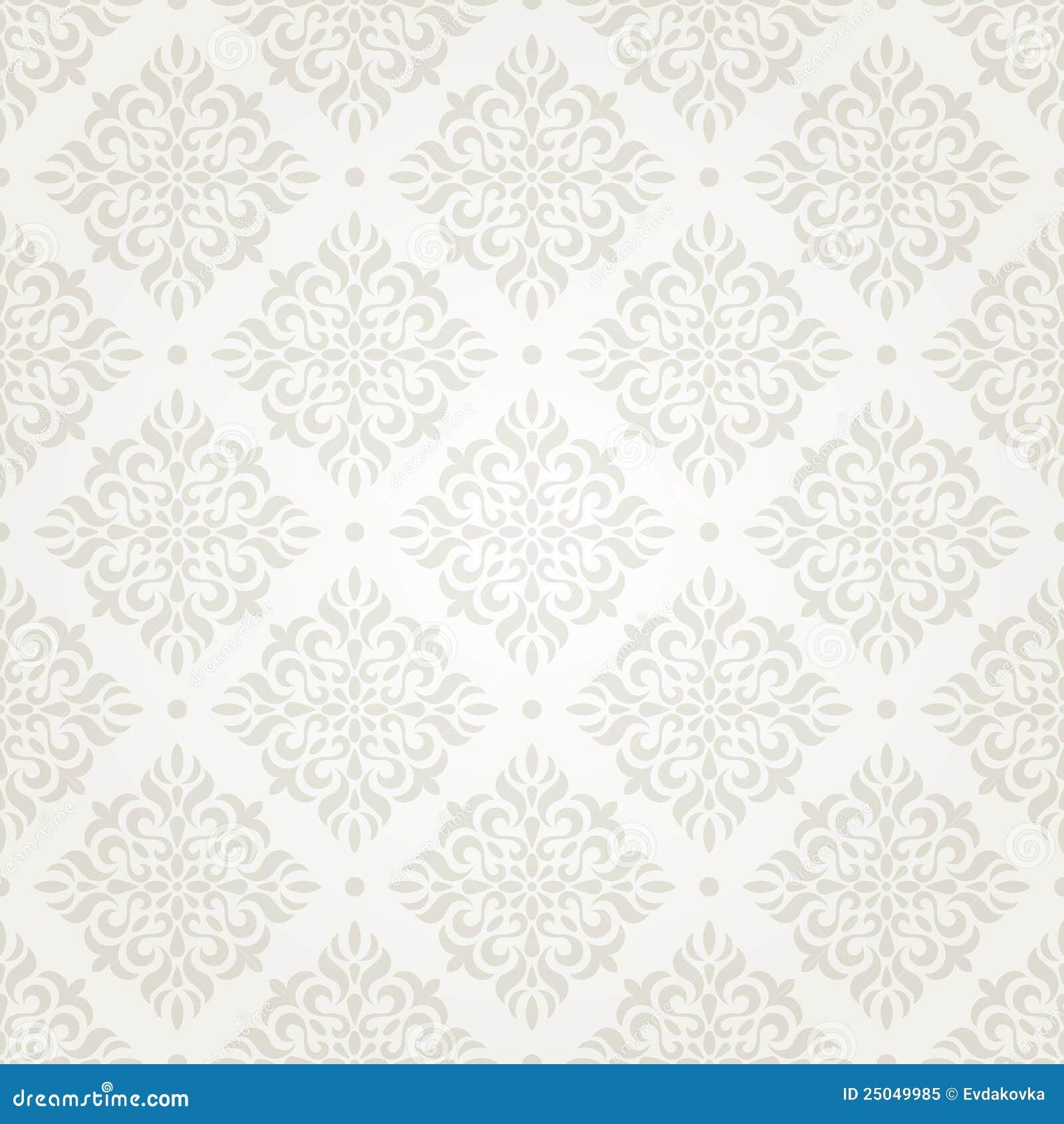 Zilveren uitstekend behang