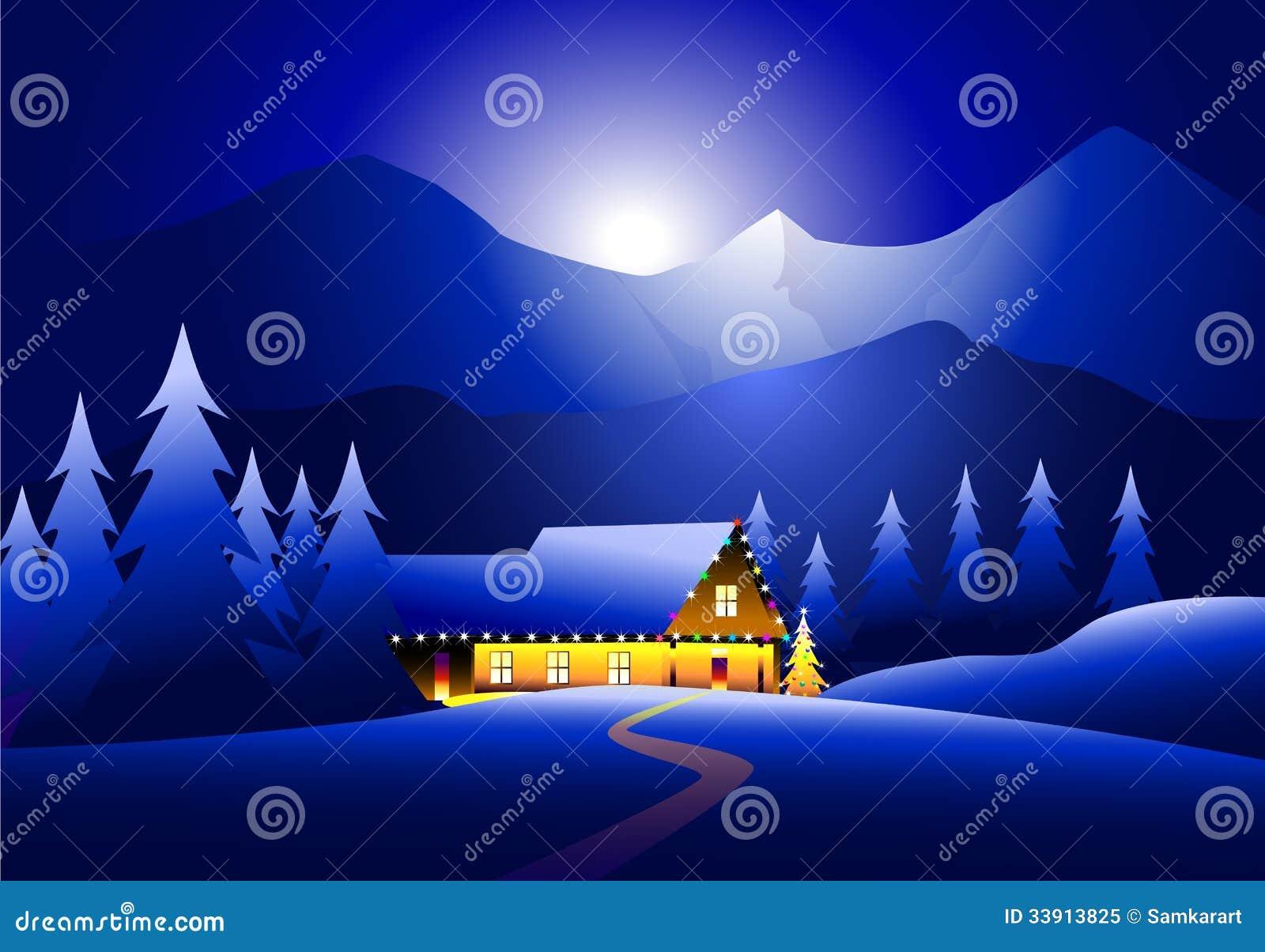 Zim Krajobrazowi & Szczęśliwi boże narodzenia