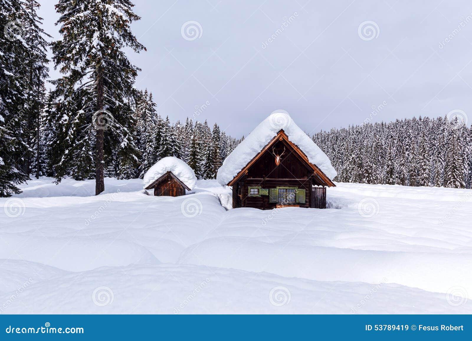 Zima wakacje dom