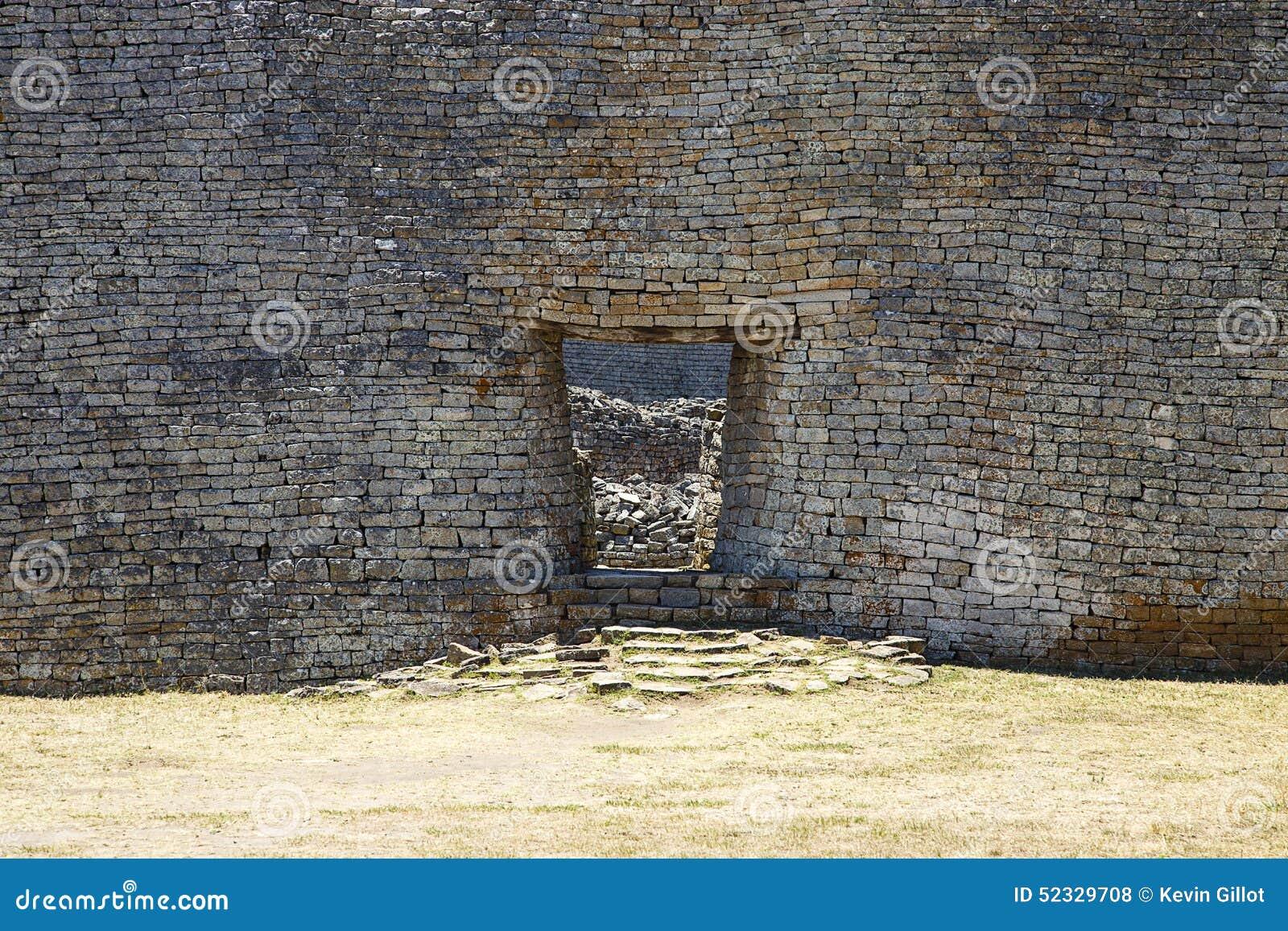Zimbabwe wielkie Ruiny