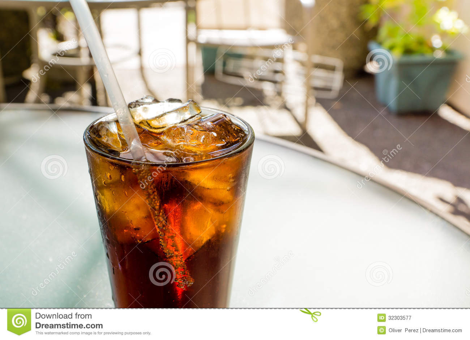 Zimny napój