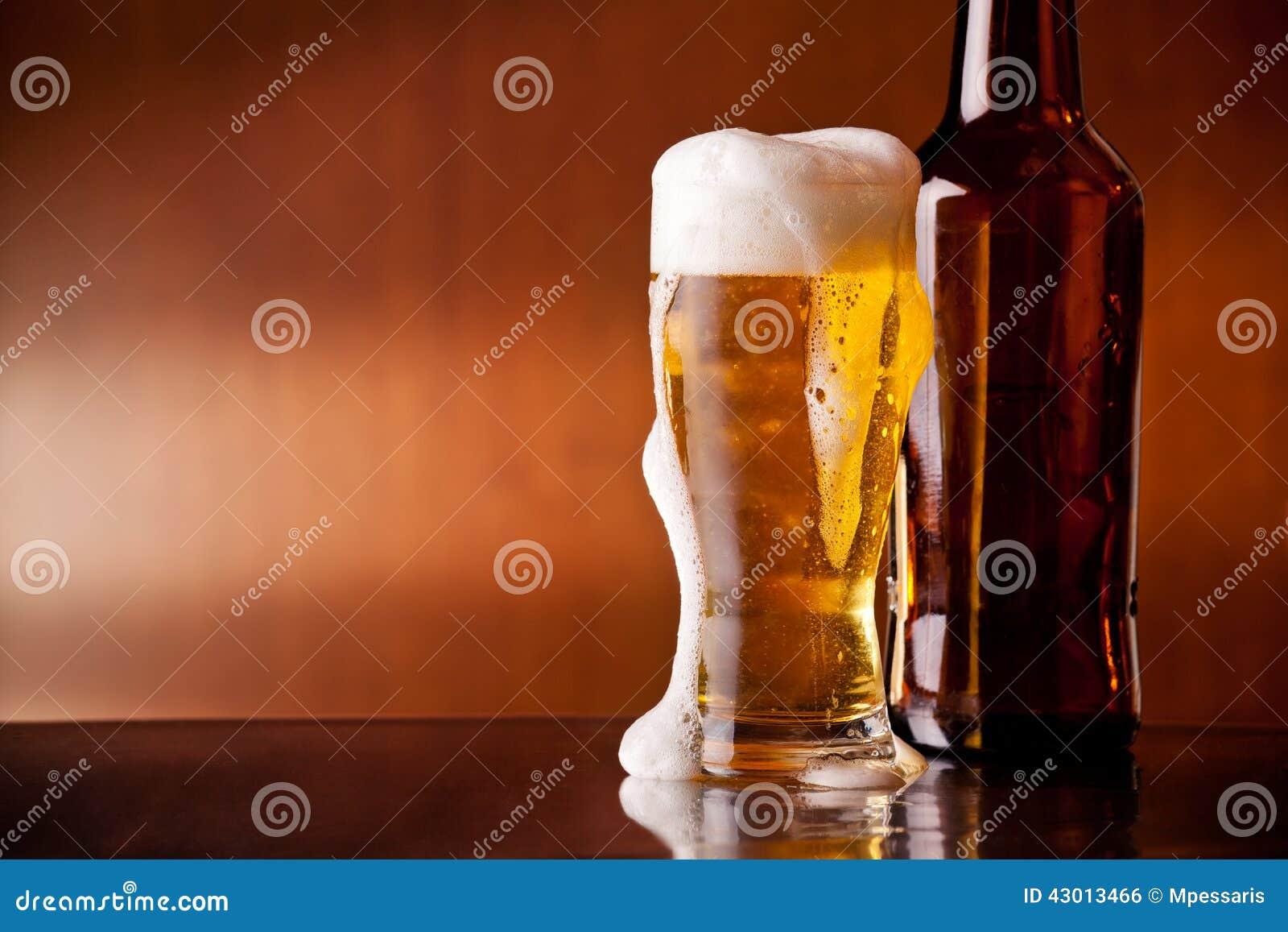 Zimny piwo