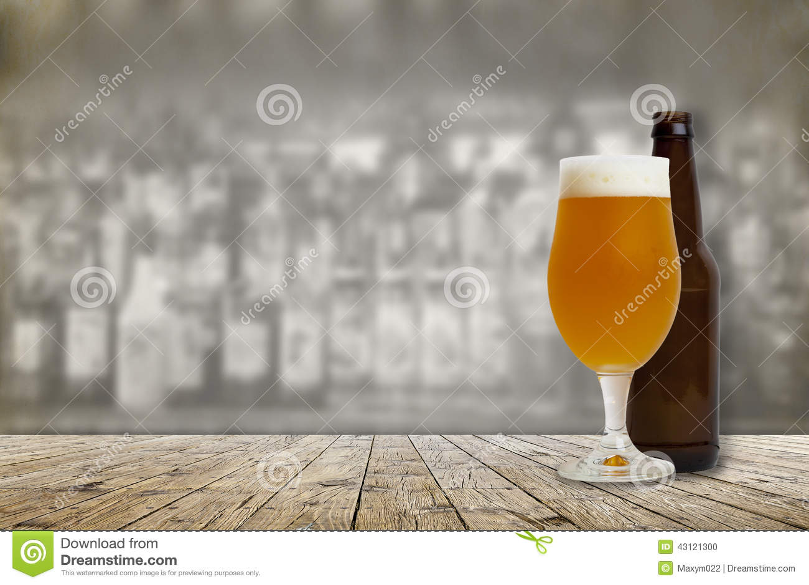 Zimny rzemiosła piwo