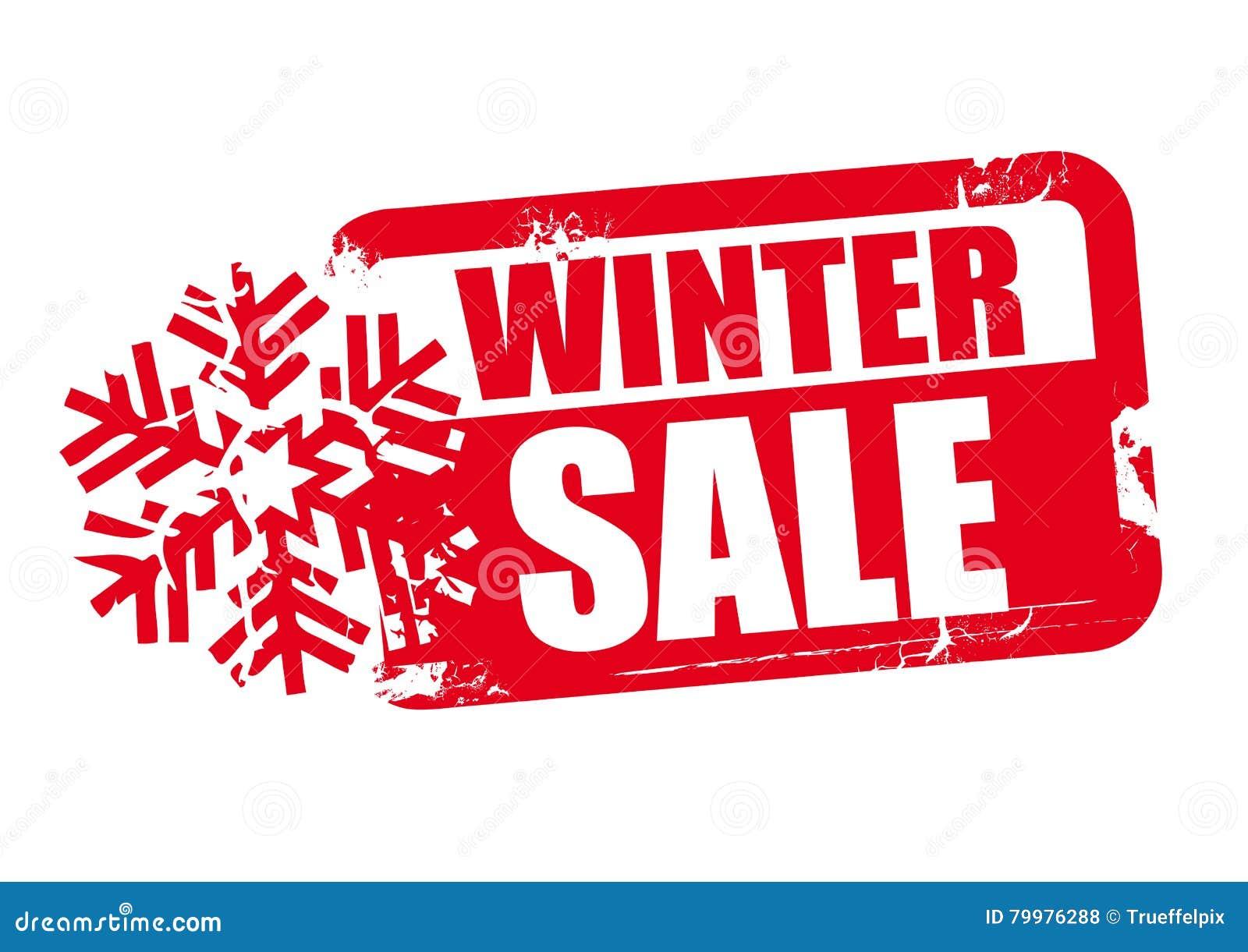 Zimy sprzedaży promocja