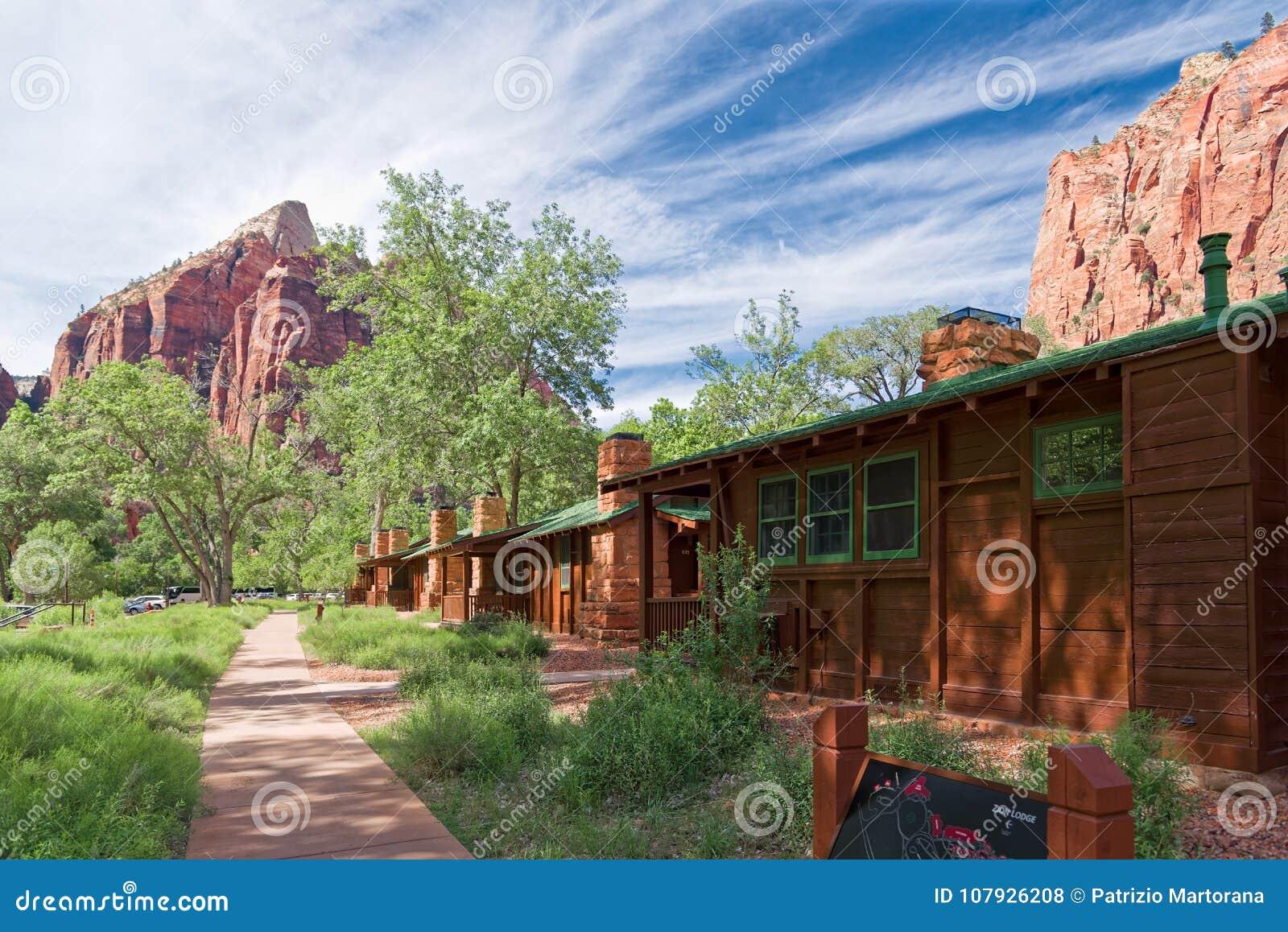 Zion Lodge chez Zion National Park