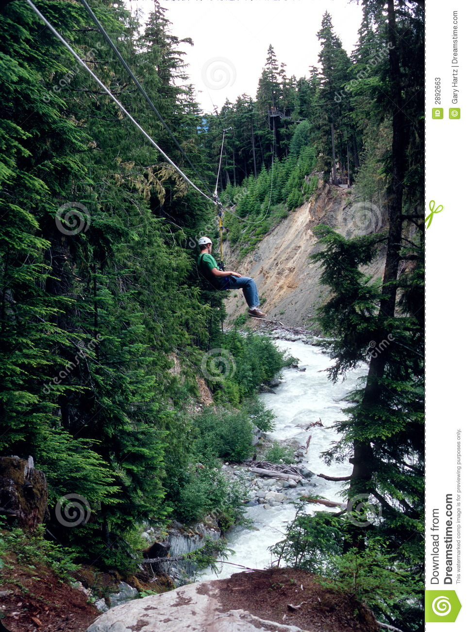 The gallery for --> Ziplining In Mountains
