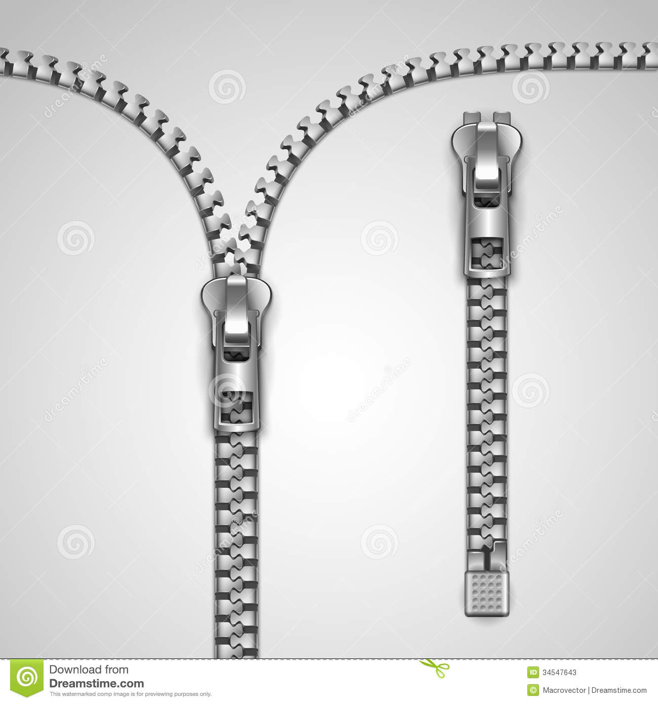 Coloring pages zipper