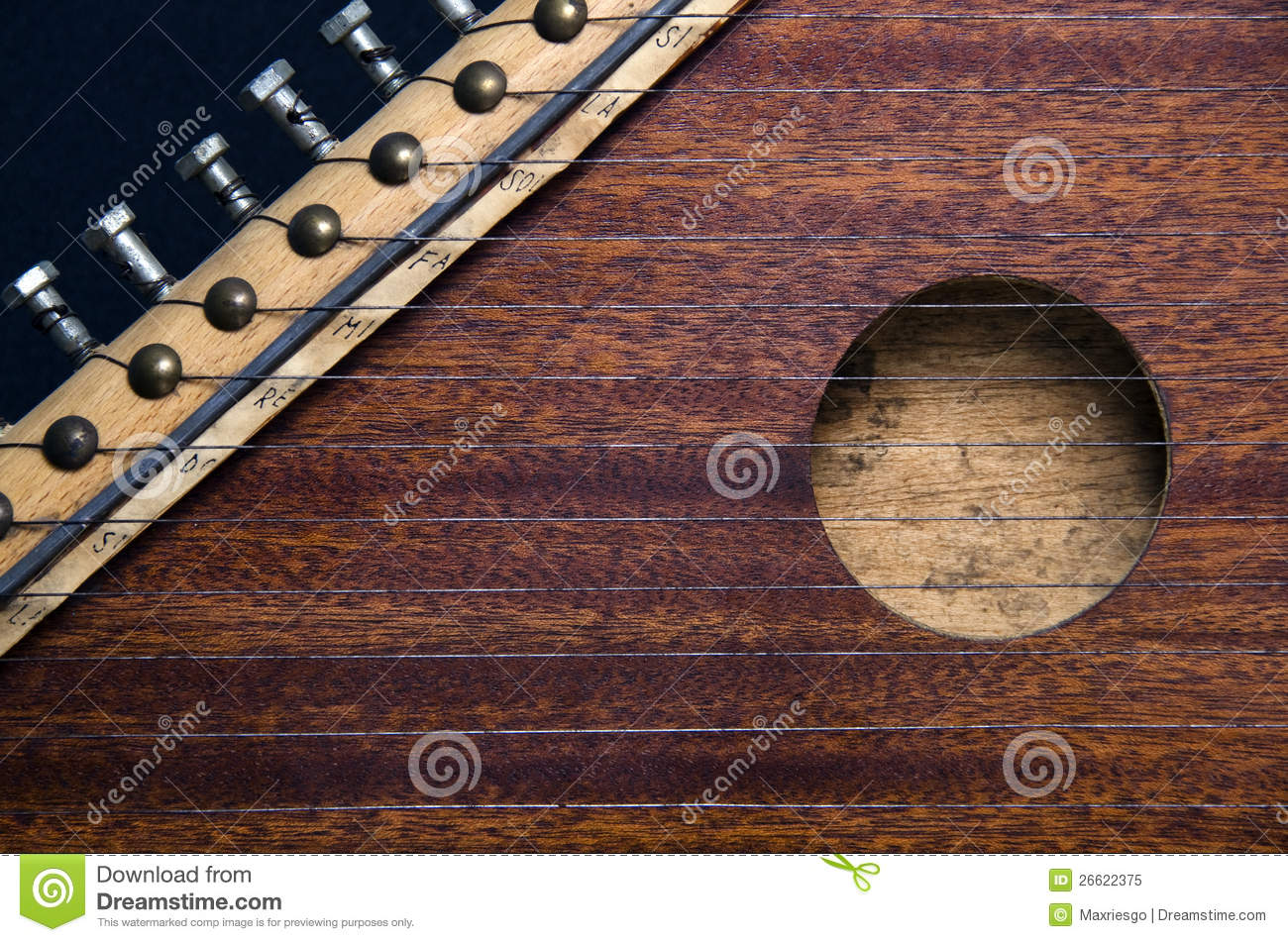 the zither royalty free stock photo image 26622375