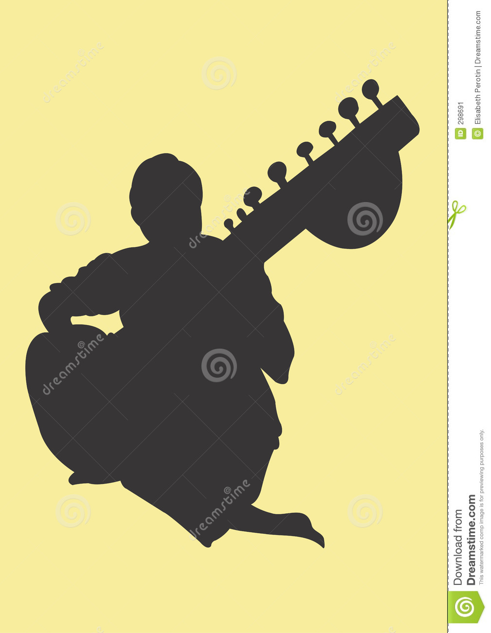 zither cartoons illustrations amp vector stock images 25