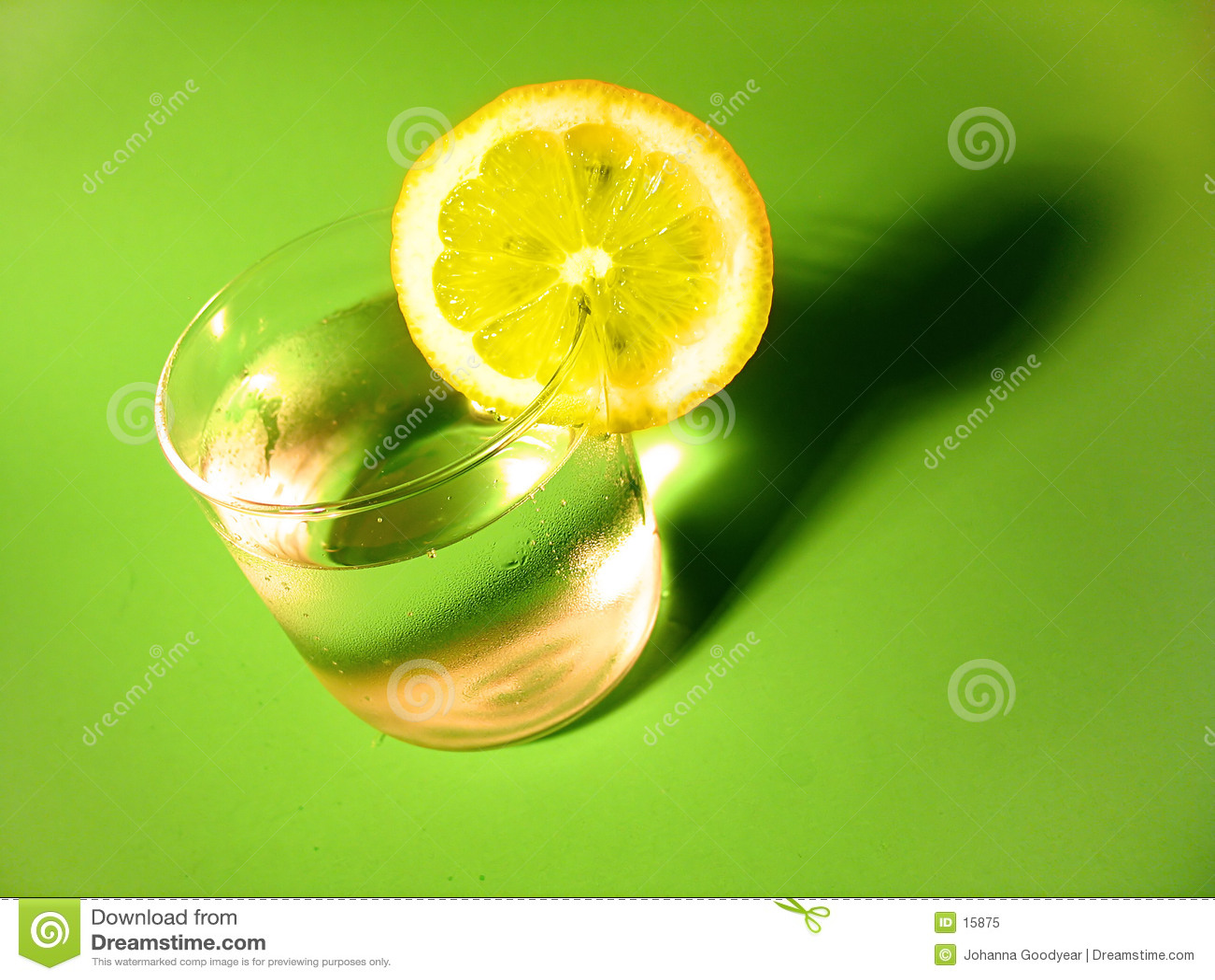 Zitrone-Wasser 4