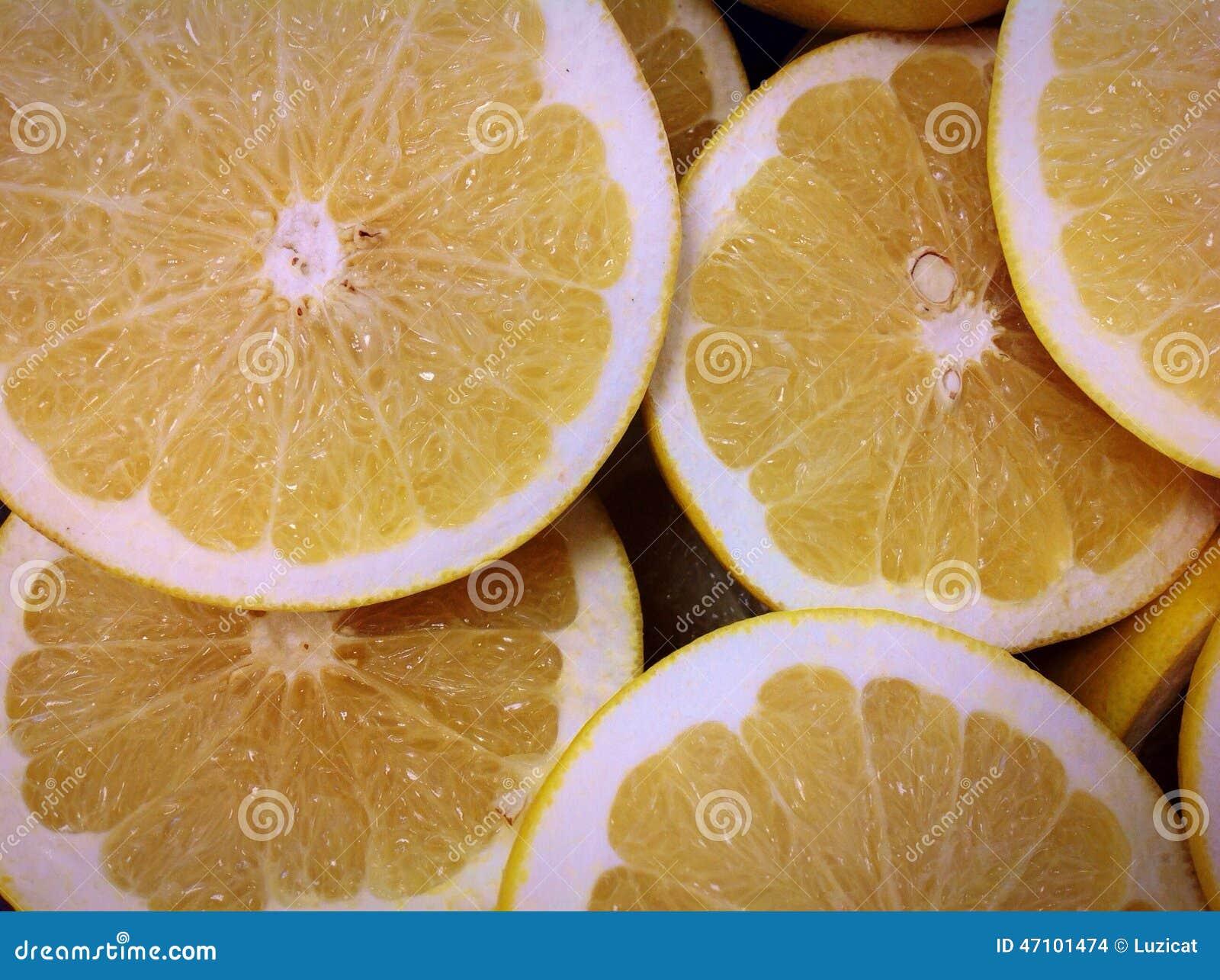 Zitronen zum Frühstück