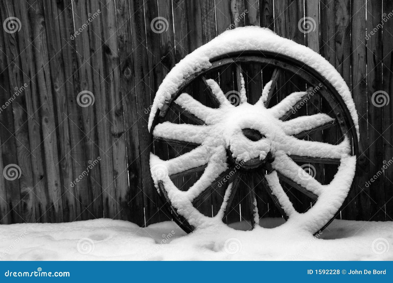 Zjadłam wagon wheel antyczne śnieg