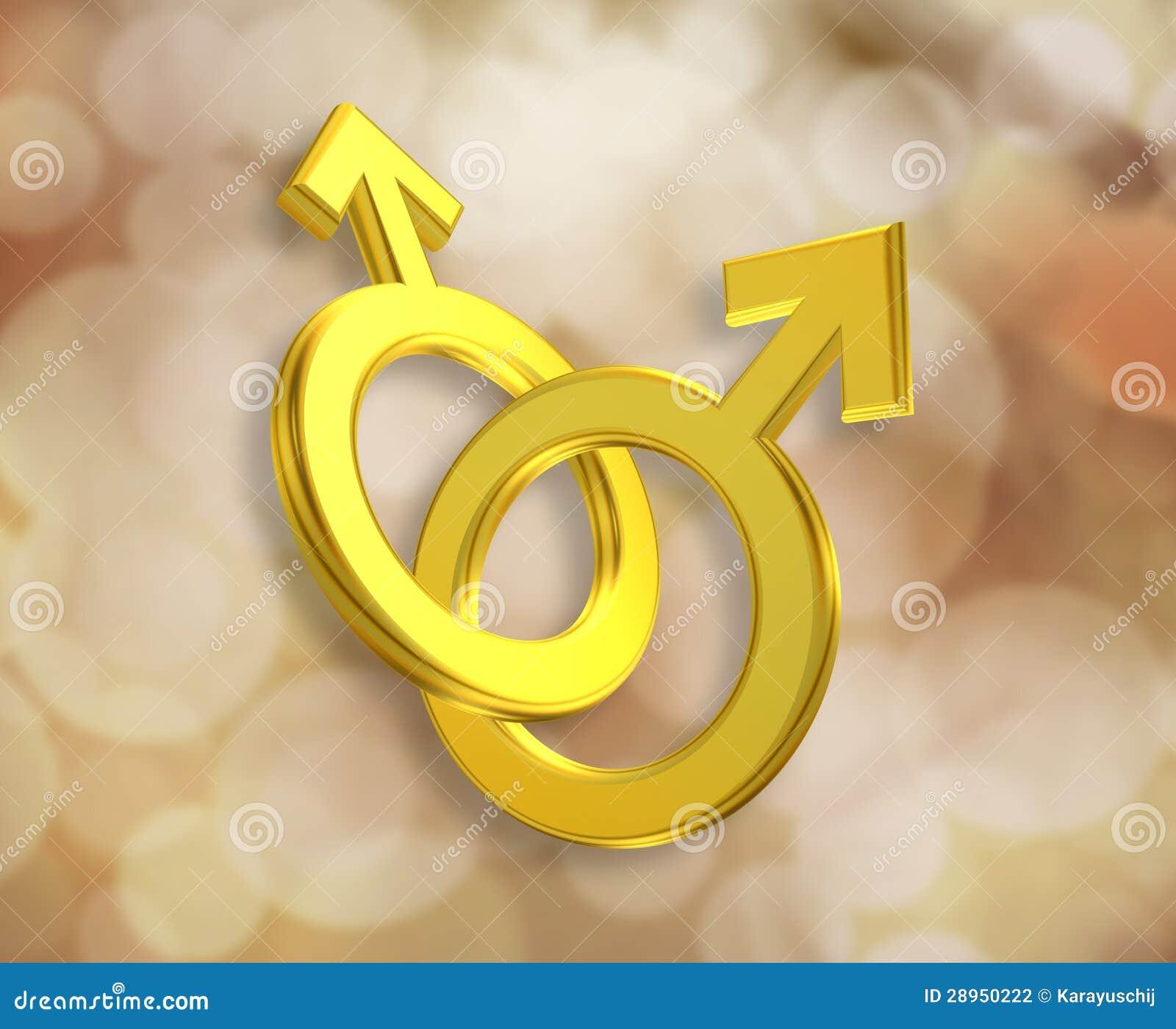 Zjednoczenie Męscy symbole