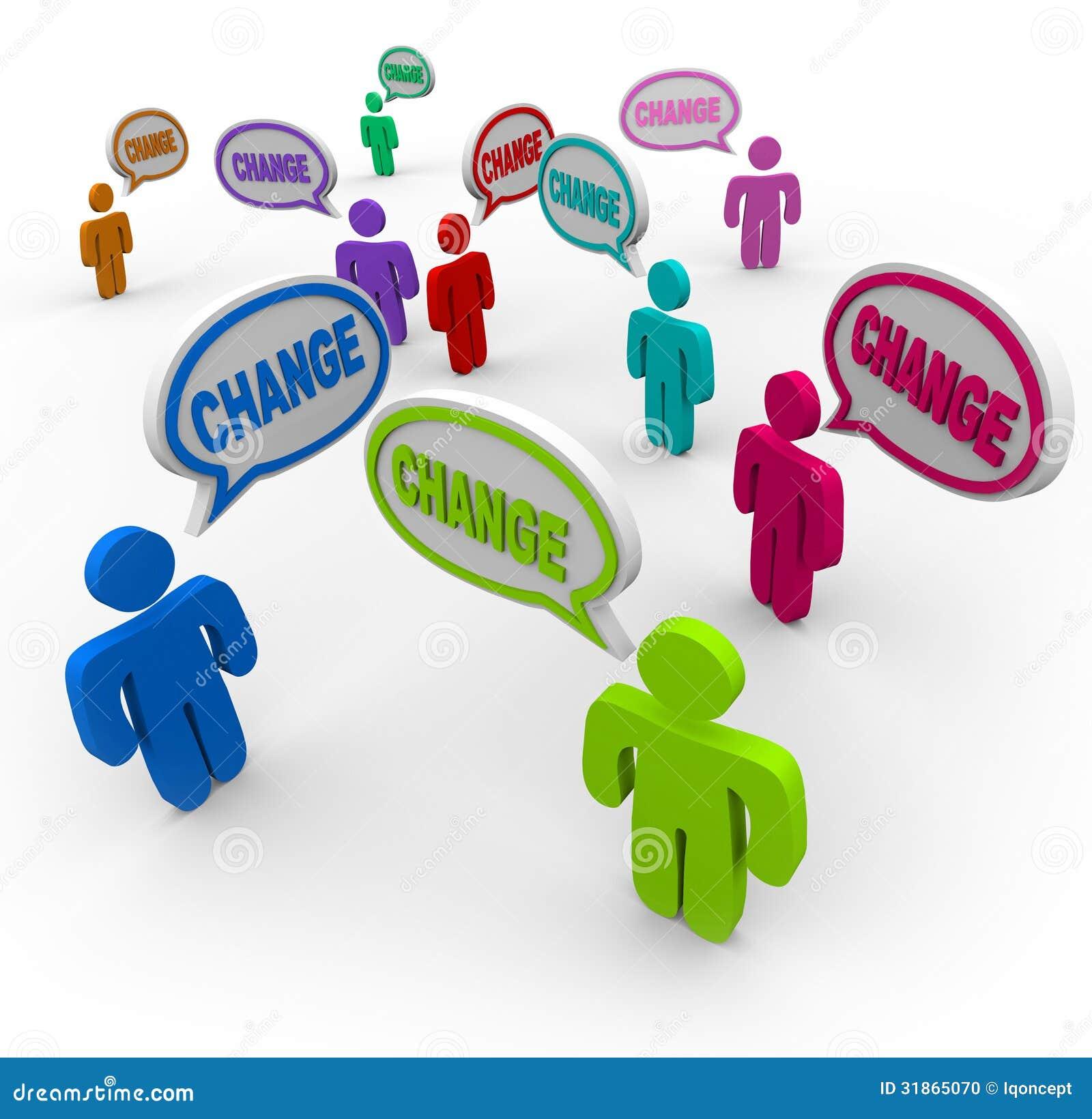 Zmiana jest Zaraźliwa - Zaludnia Zmieniać Udający się w życiu
