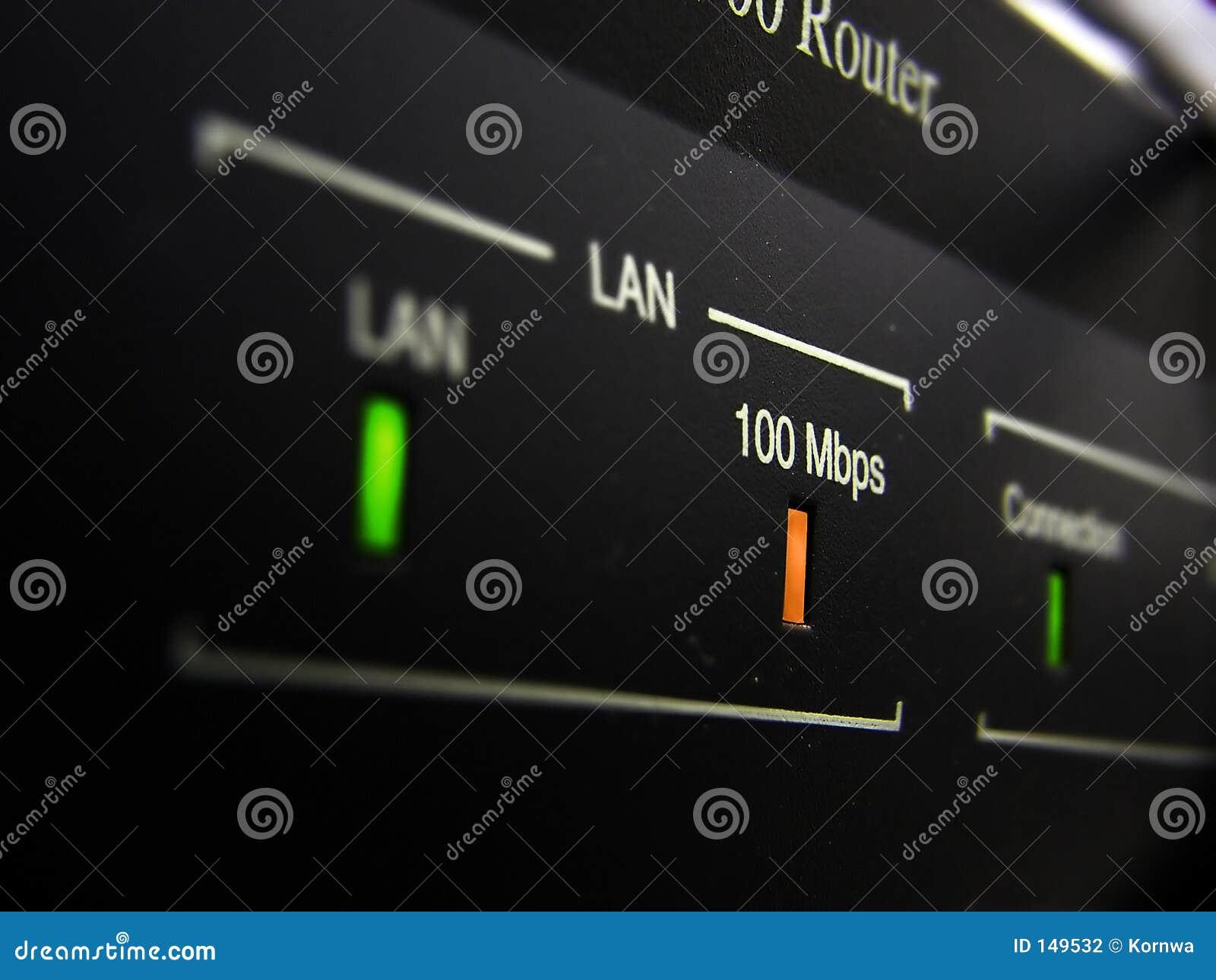 Zmiana router