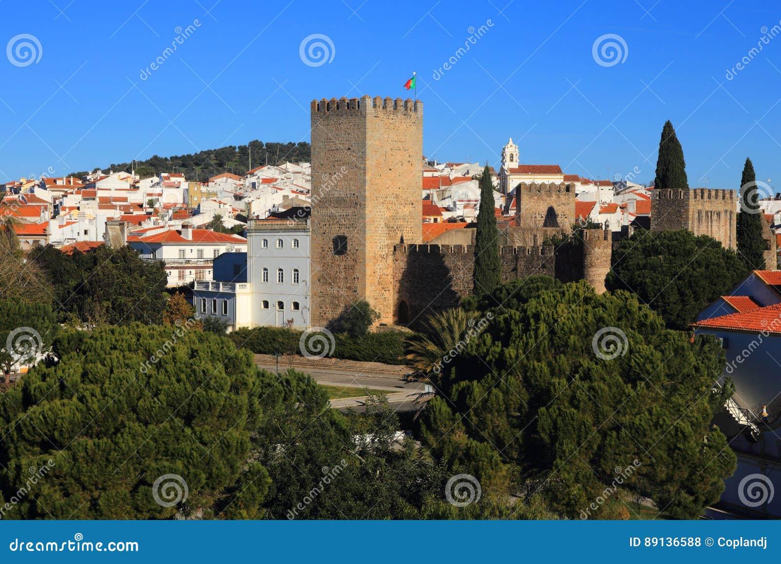 Zmieniam robi Chao, w Portalegre okręgu Altowy Alentejo, Portugalia