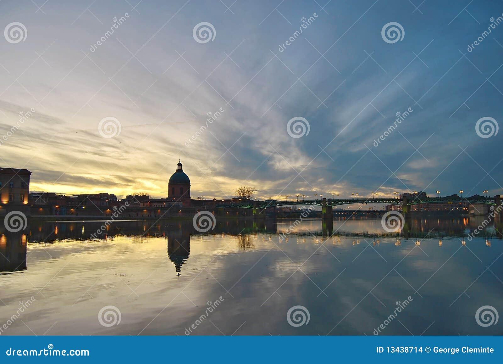 Zmierzch Toulouse