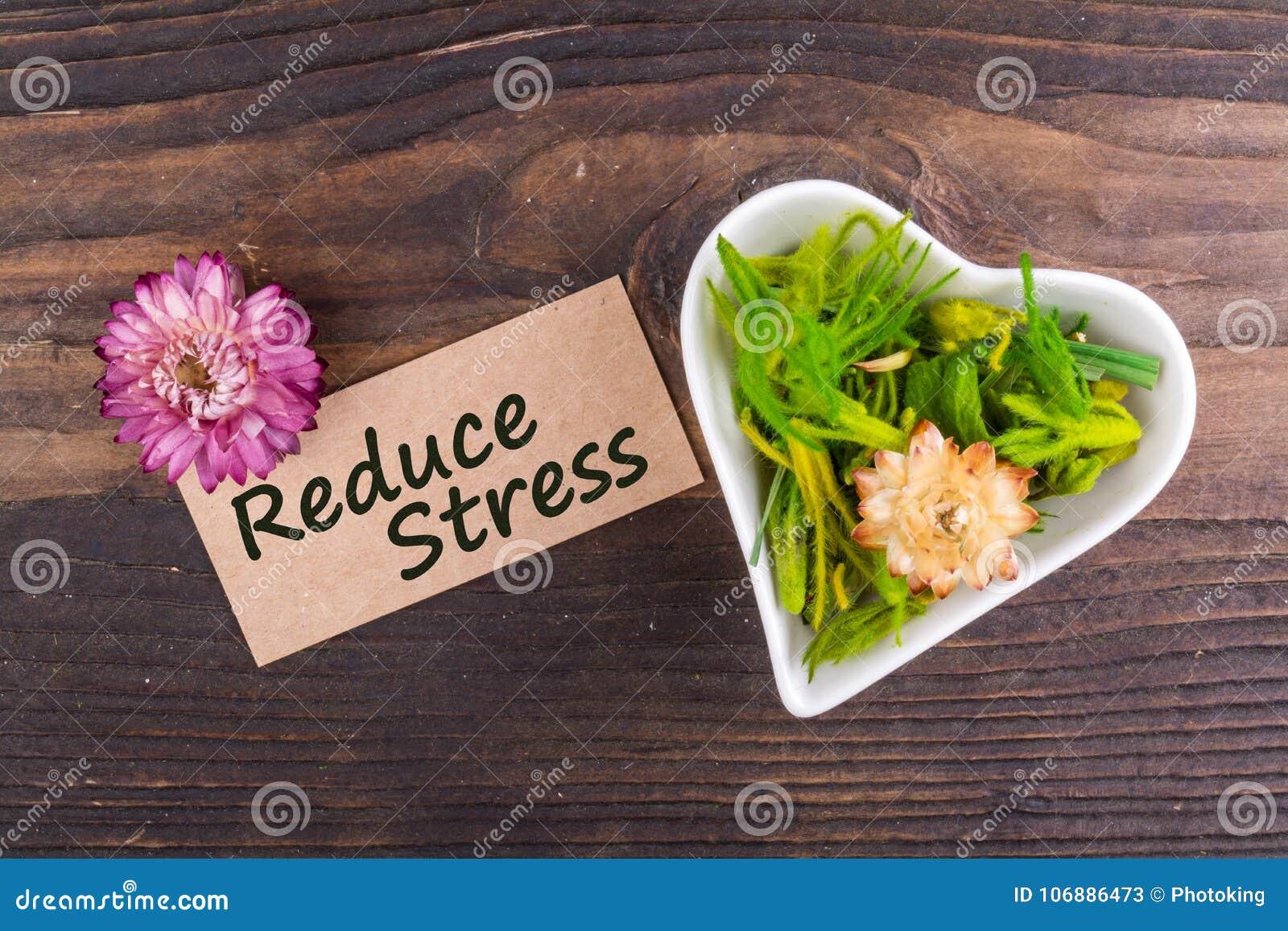Zmniejsza stres