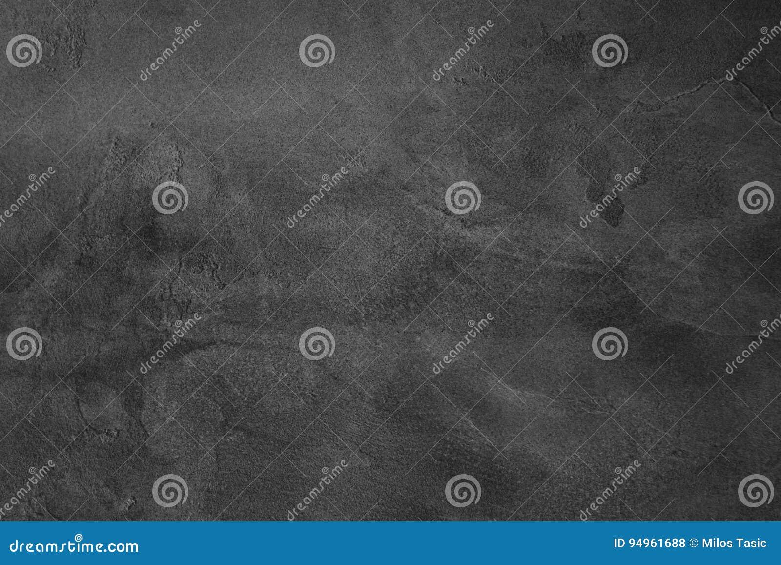 Zmroku czerni łupku popielaty tło lub tekstura