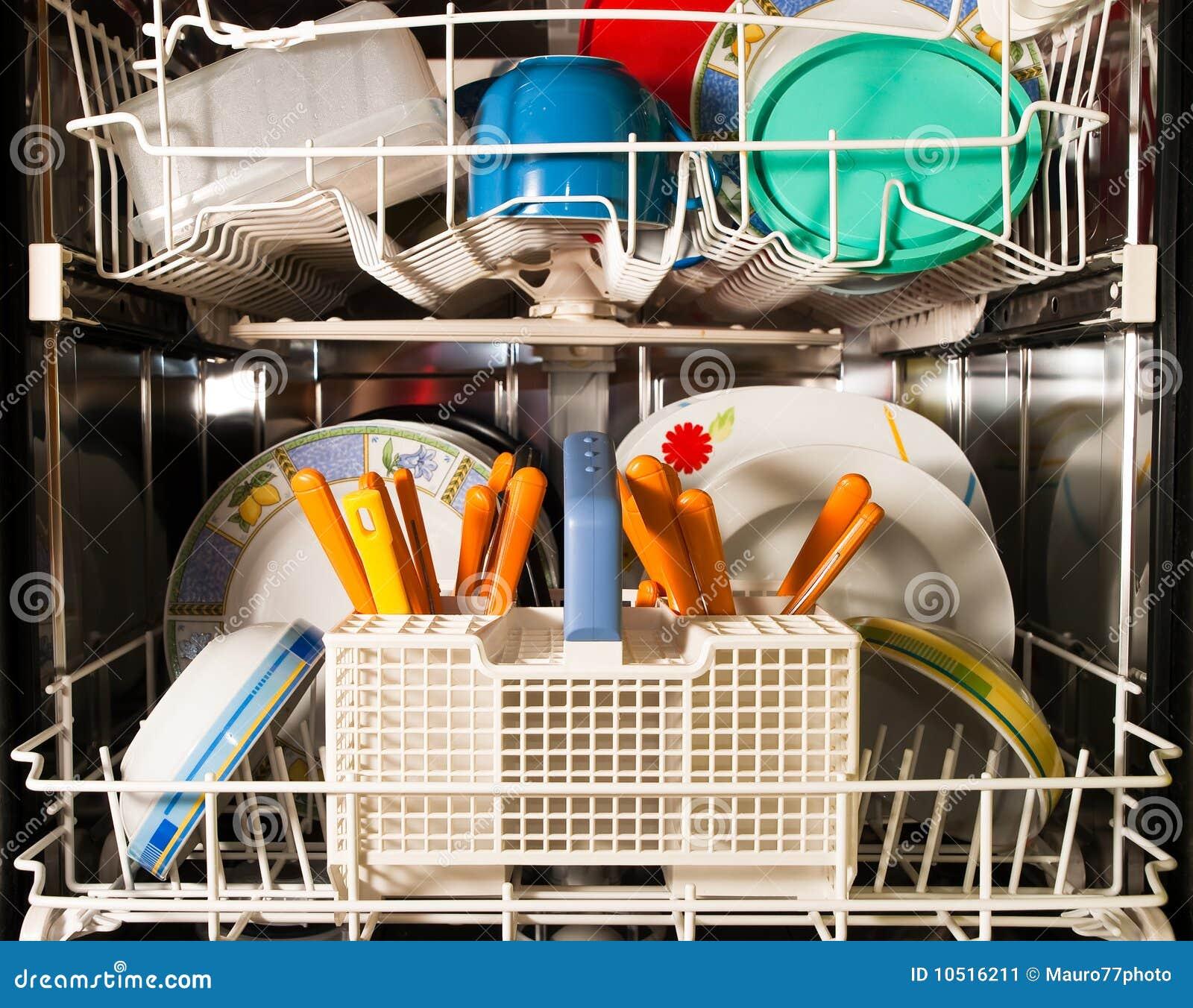 Zmywarka do naczyń kuchnia