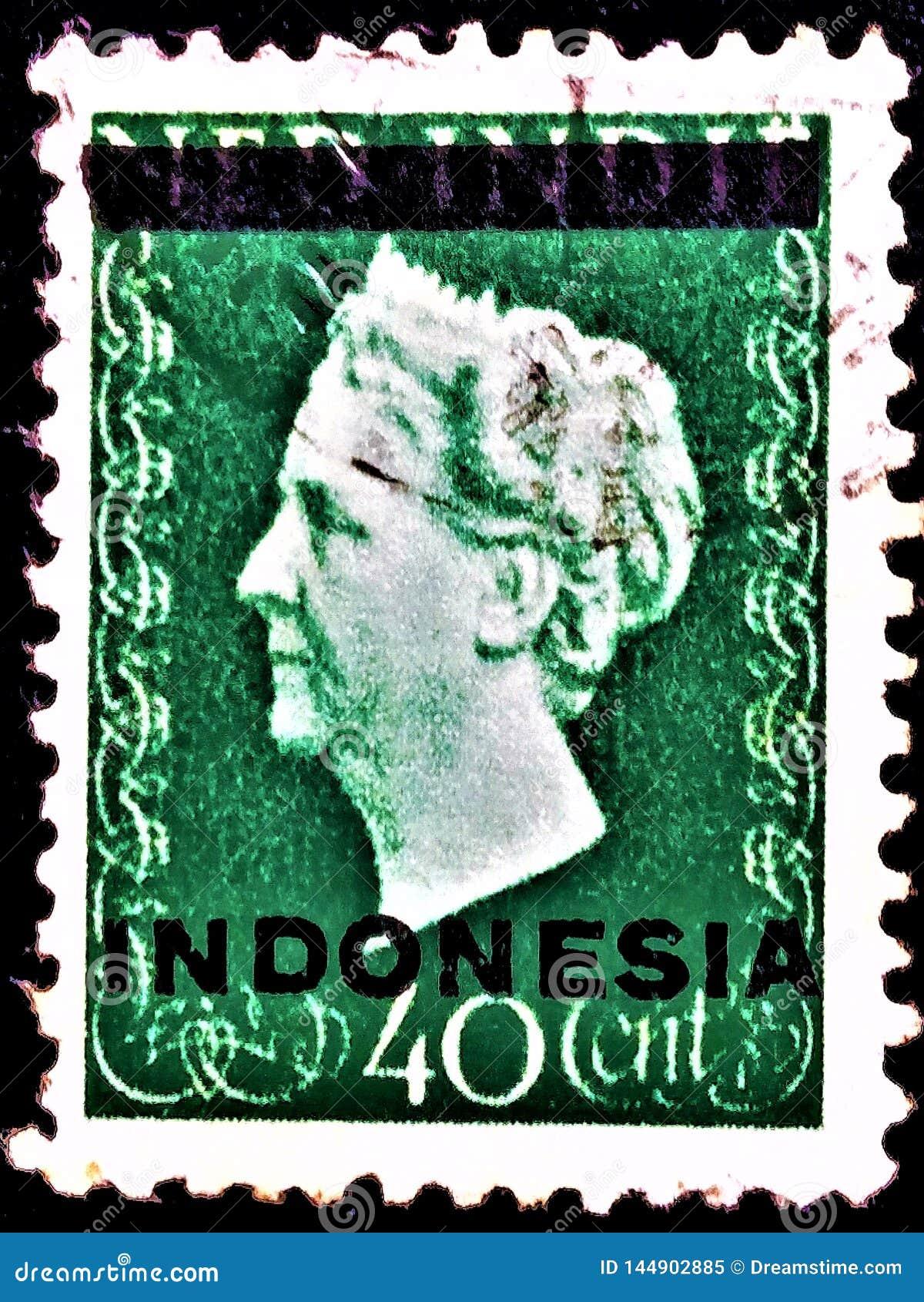 ZNACZKI INDONEZJA, NED INDIE STARZY znaczki