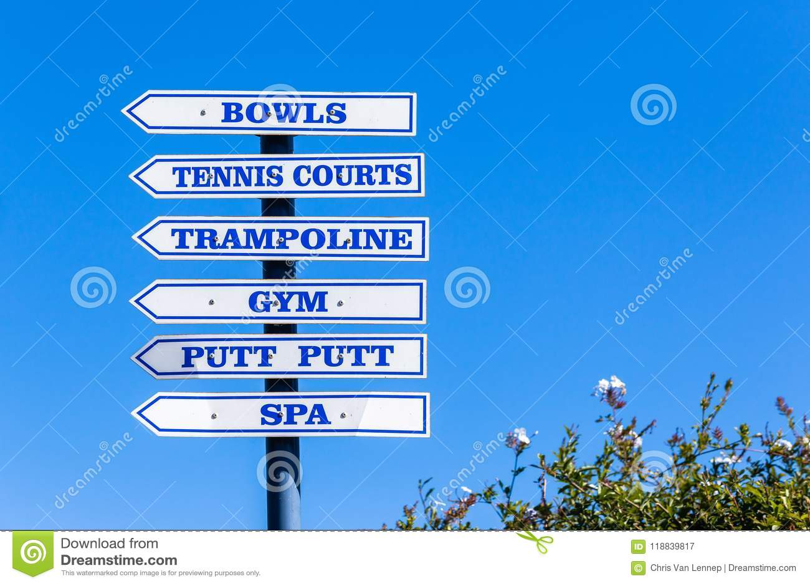 Znaków sportów kierunki