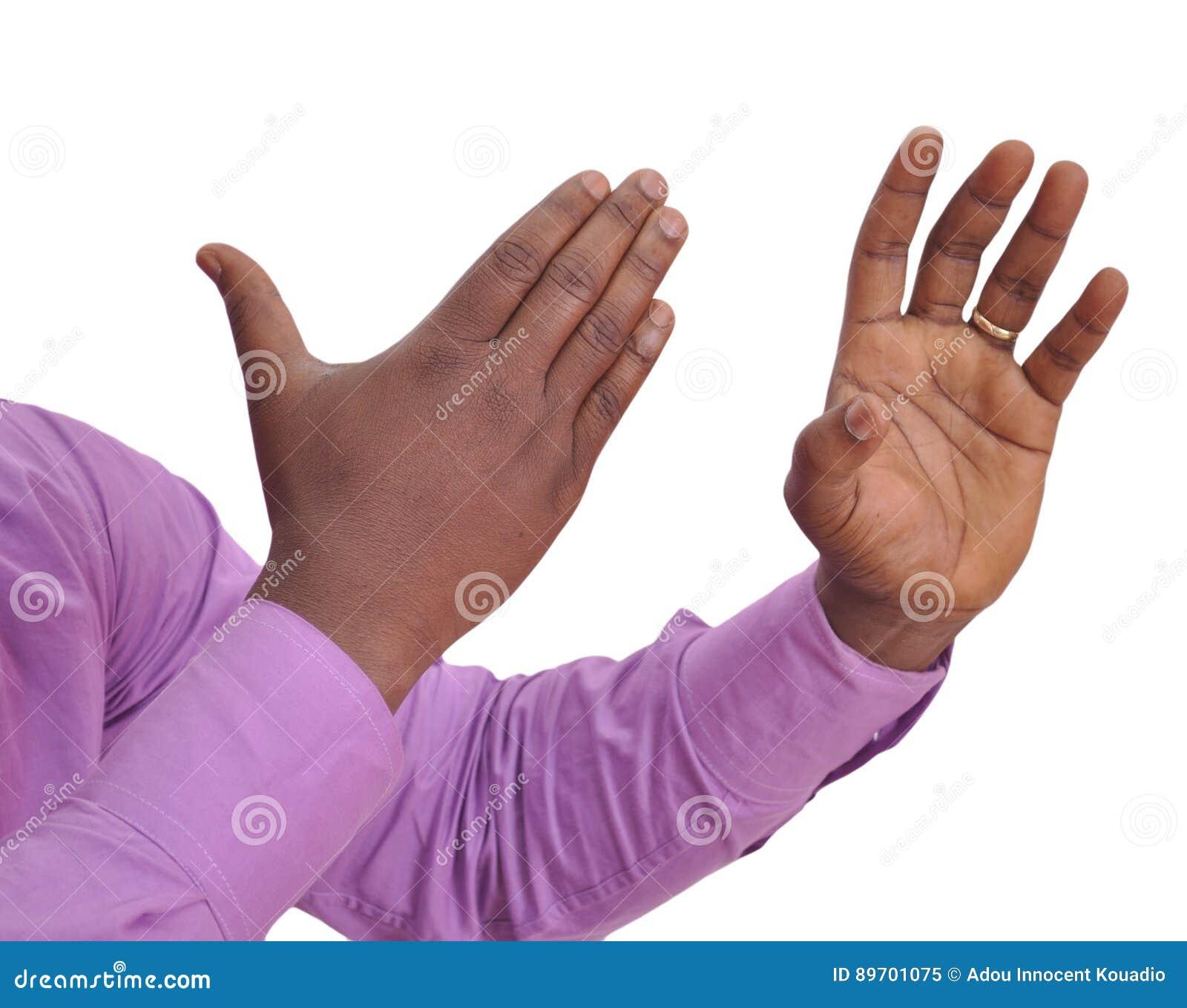 10 znaków unikać za granicą ręka