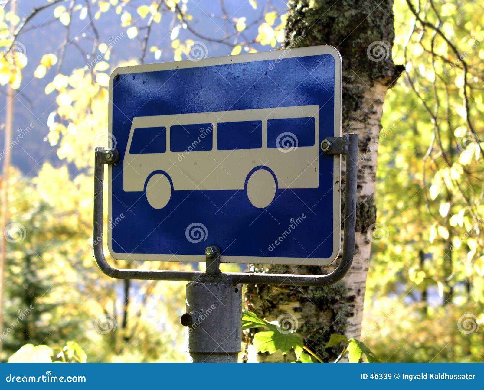 Znak autobusu