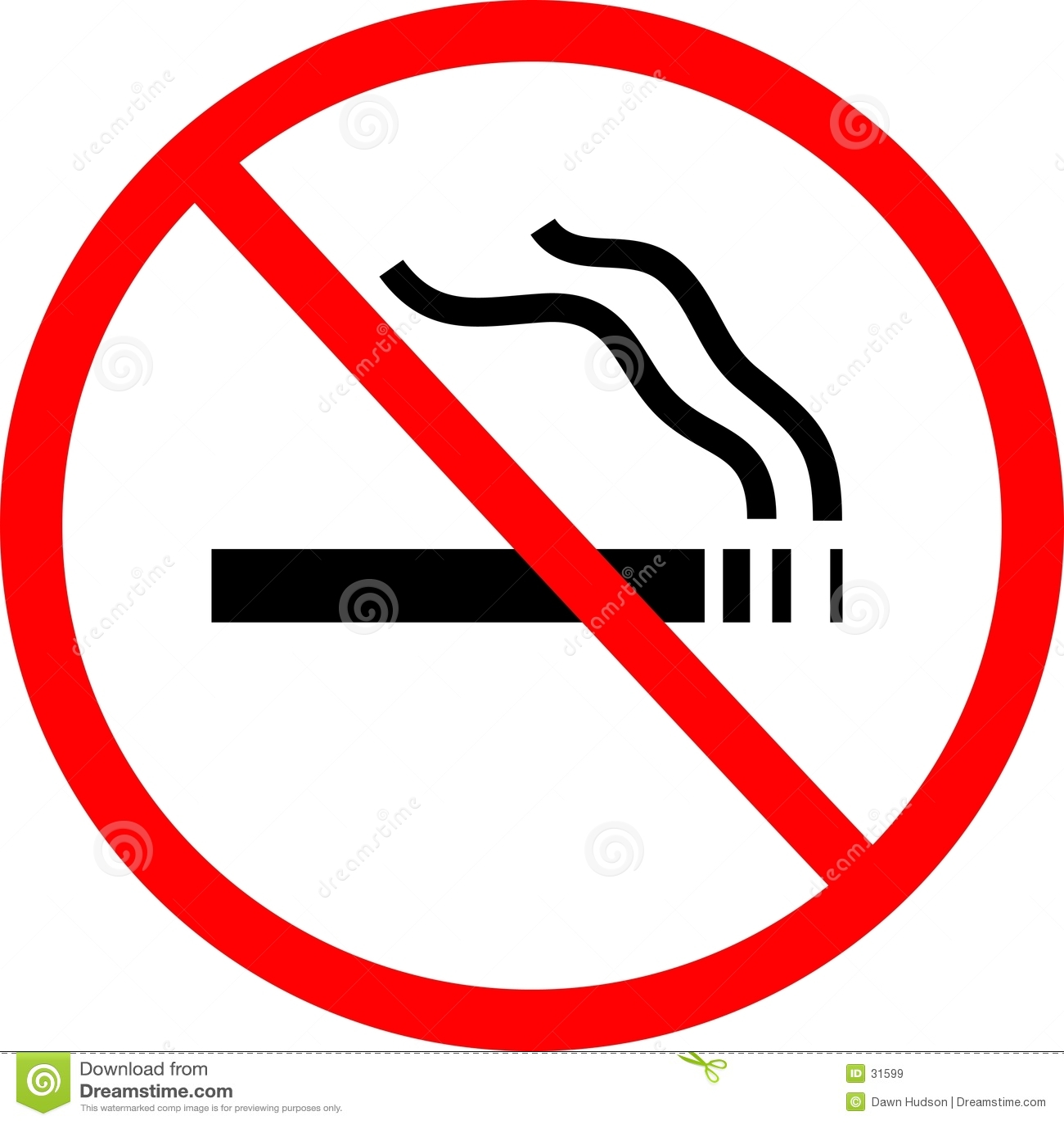 Znak nie palić